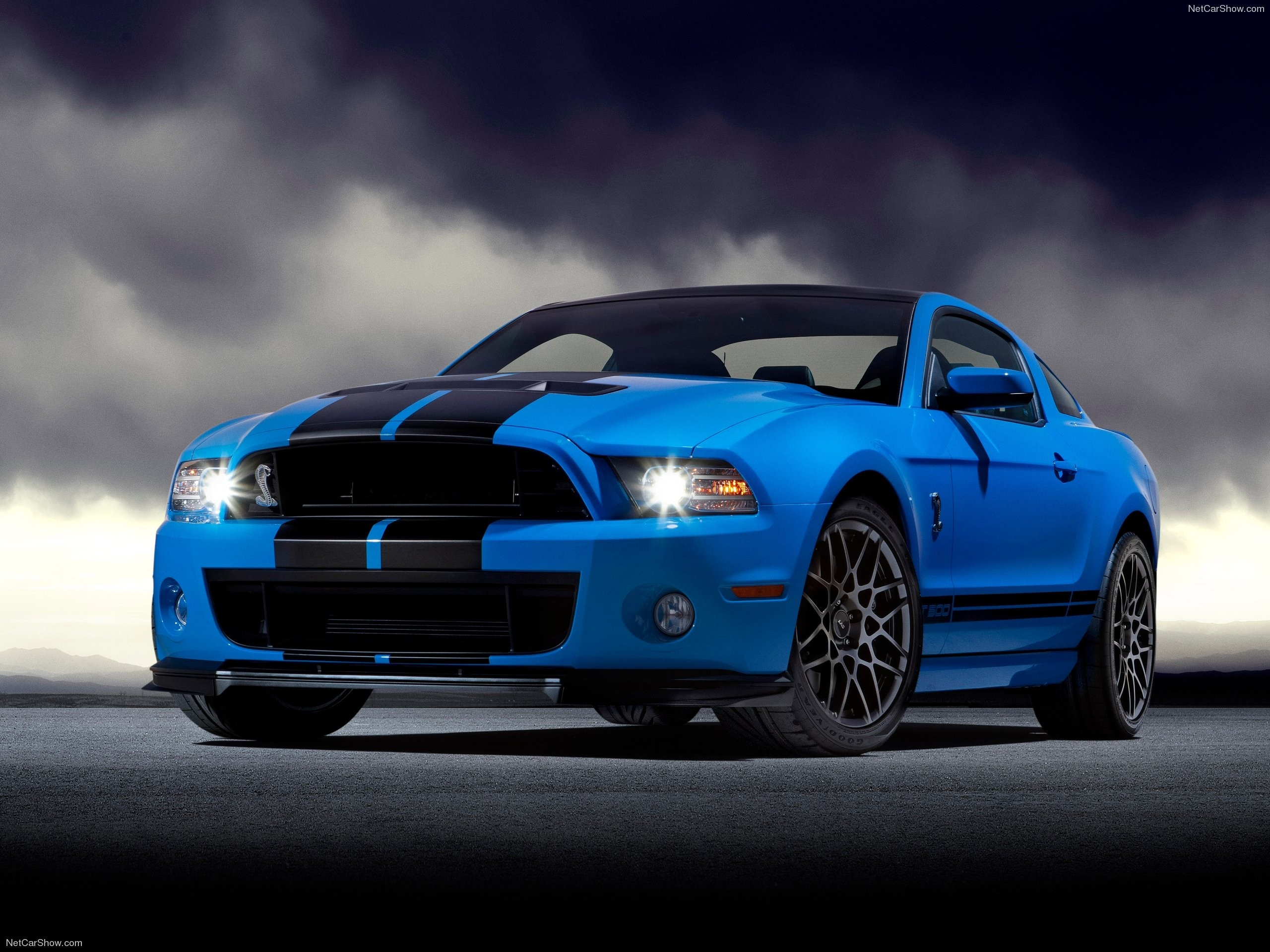 Res: 2560x1920, 2013 Ford Mustang Shelby GT500 Exclusive HD Wallpapers 1345