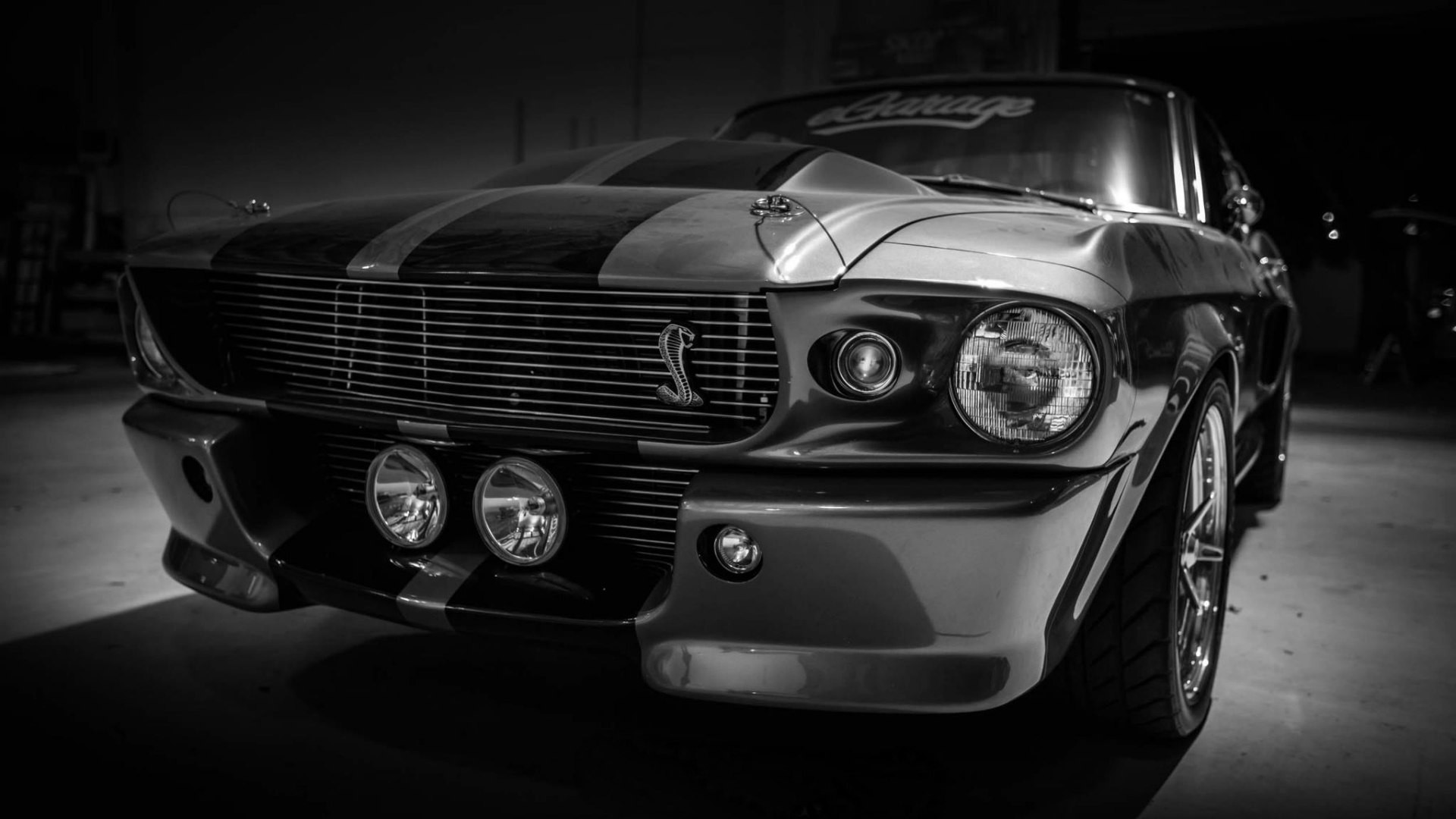 Res: 1920x1080, Ford Mustang Shelby GT500 Wallpaper 18 - 1920 X 1080