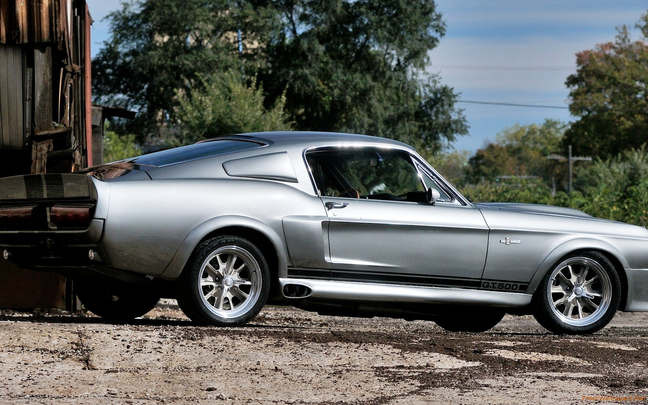 Res: 2560x1600, 1967 Ford Mustang GT500 wallpaper