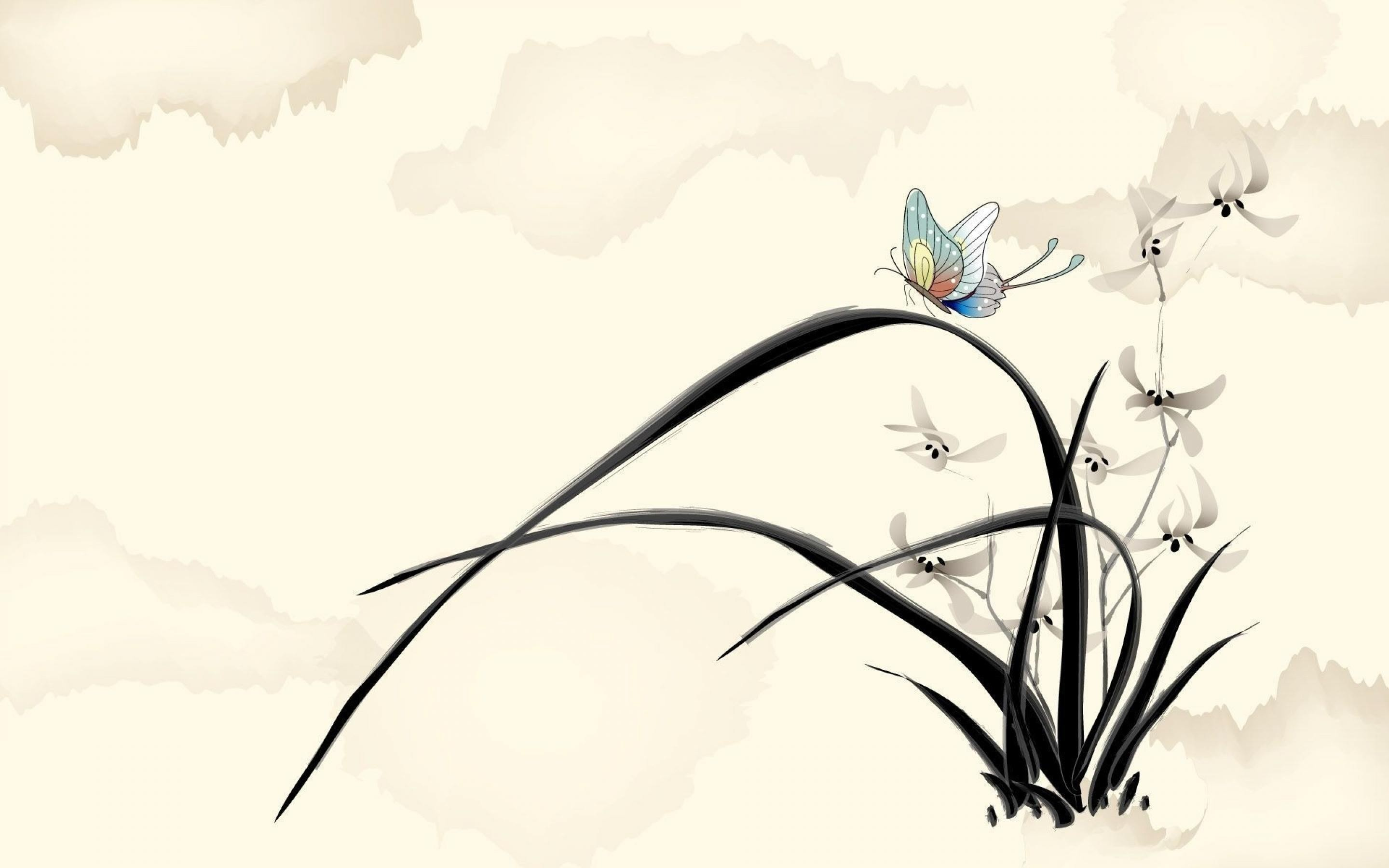 Res: 2880x1800, fascinating white drawing abstract butterfly wallpaper hd mac apple  colourful amazing cool desktop wallpapers free 4k