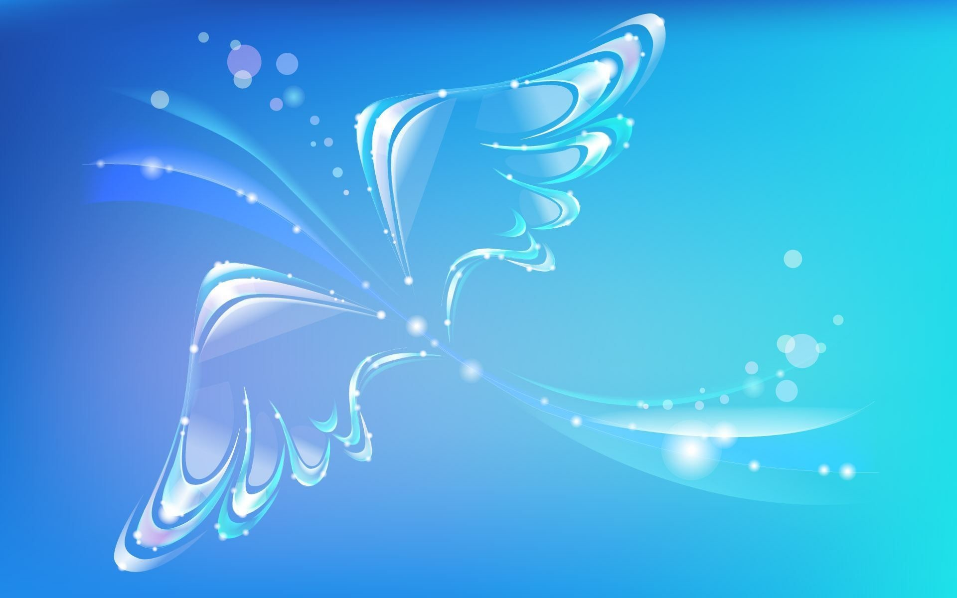 Res: 1920x1200, Butterfly blue D and CG Abstract Background Wallpapers on 1280×800 Blue Butterfly  Wallpapers (46 Wallpapers) | Adorable Wallpapers