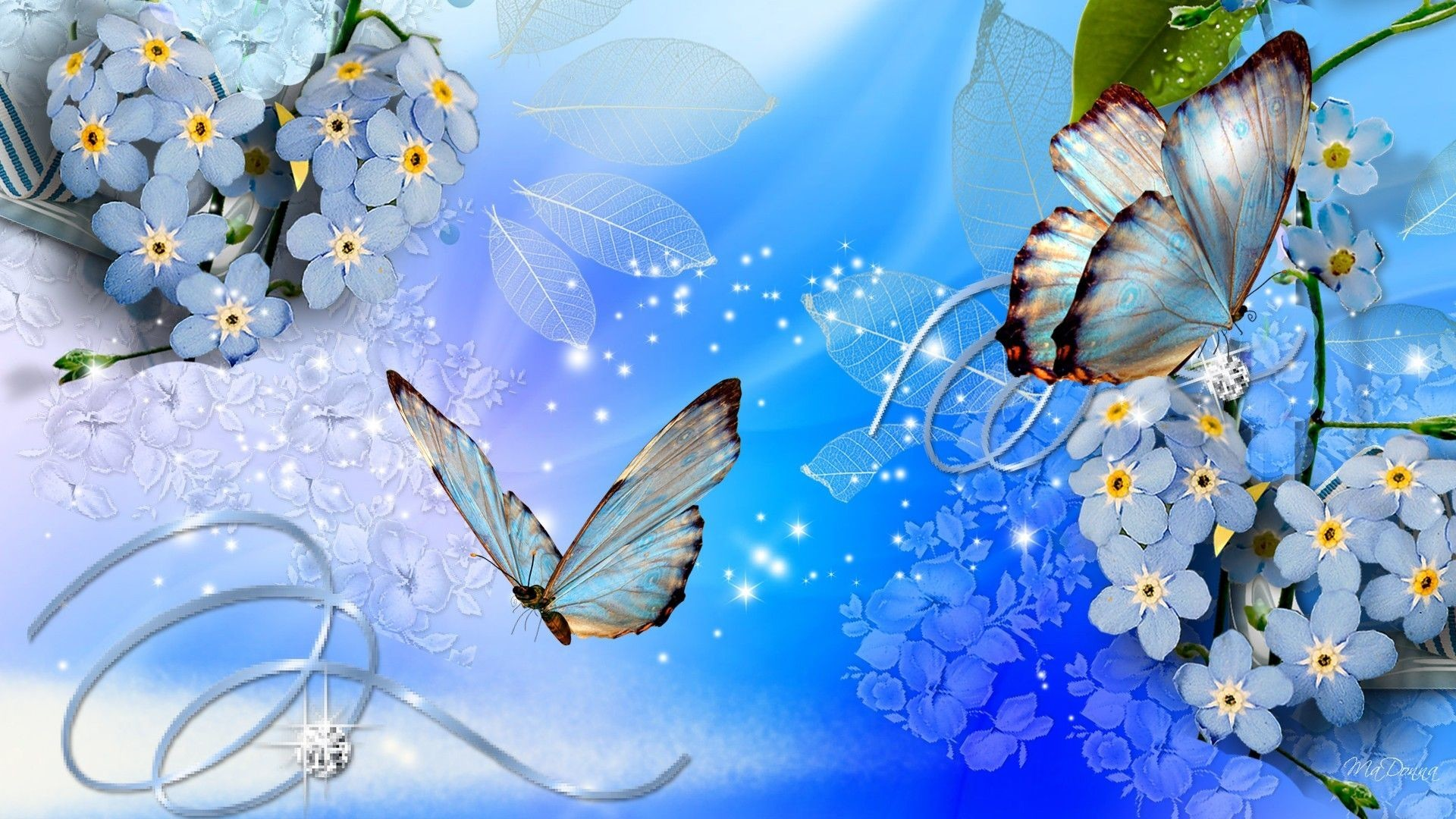 Res: 1920x1080,  Abstract Butterfly Wallpapers - Wallpaper Cave