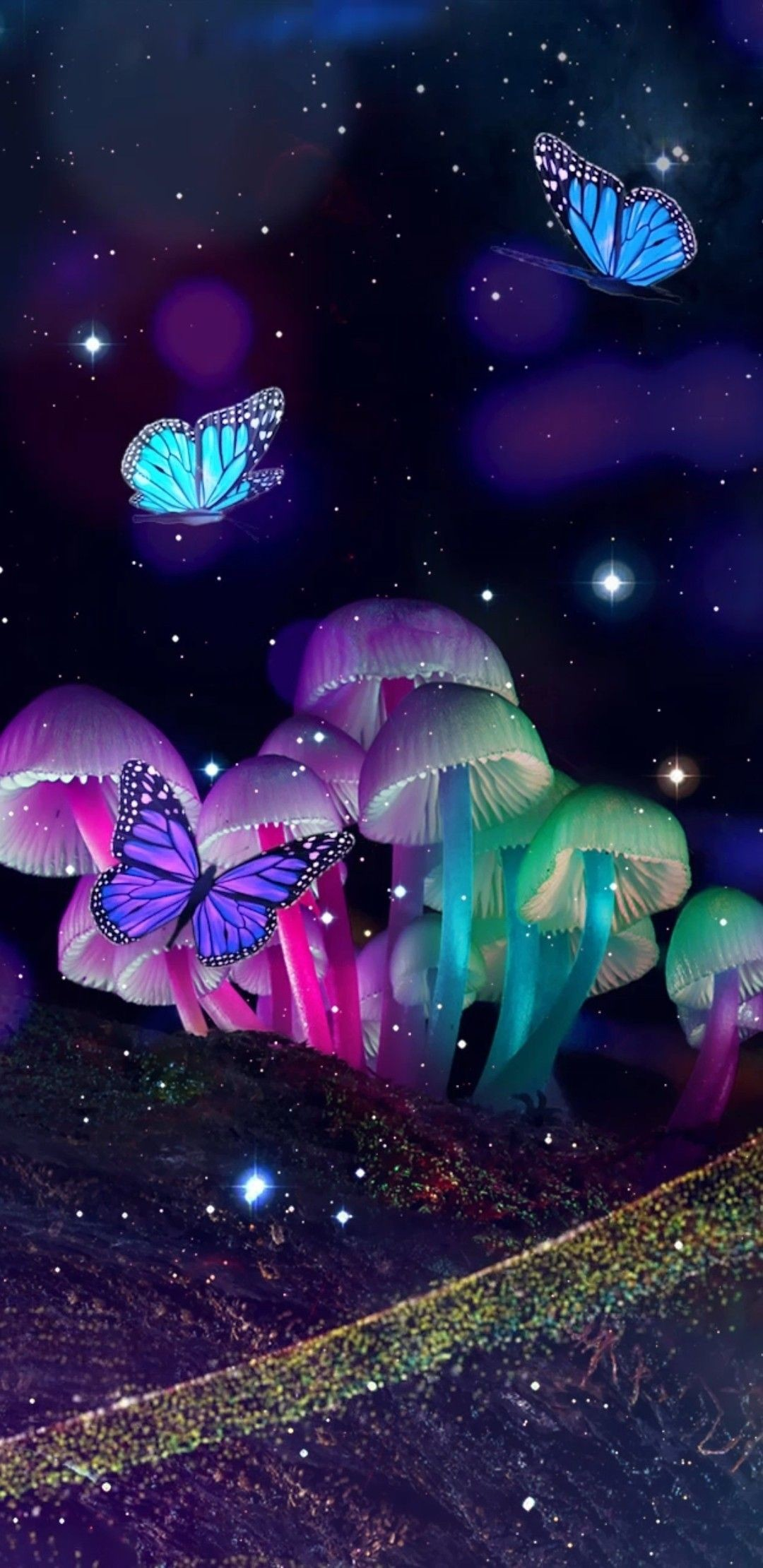 Res: 1080x2220, Beauty Iphone Wallpaper, Fairy Wallpaper, Butterfly Wallpaper, Abstract  Backgrounds, Wallpaper Backgrounds,