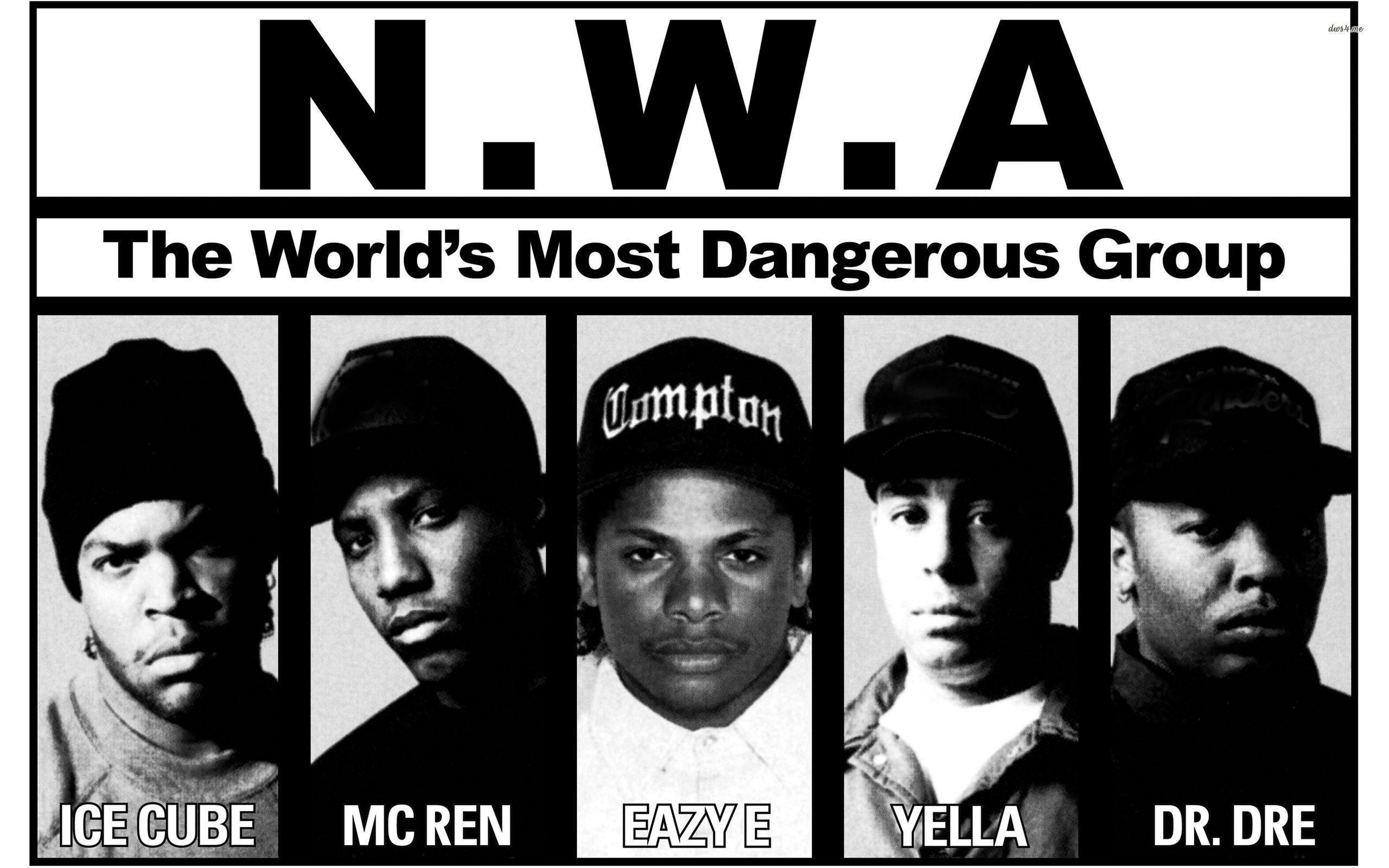 Res: 2560x1600, N.W.A wallpaper - Music wallpapers - #