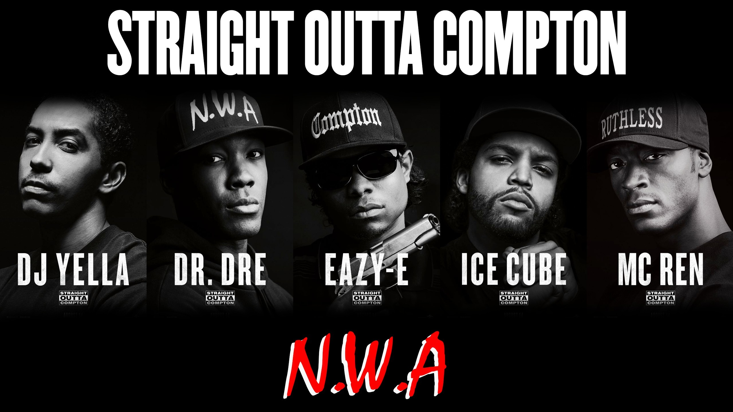 Res: 2560x1440, N.W.A. Wallpapers ...