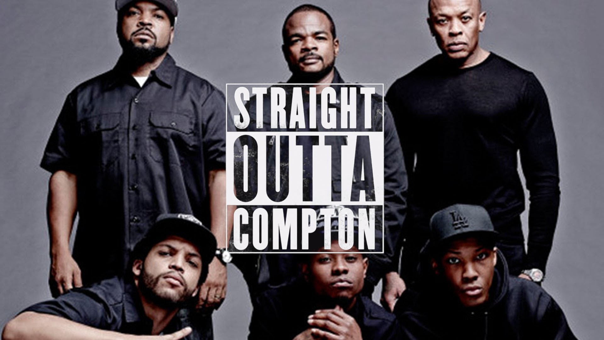 Res: 1920x1080, Straight Outta Compton Movie Review (Ice Cube Dr. Dre) N.W.A
