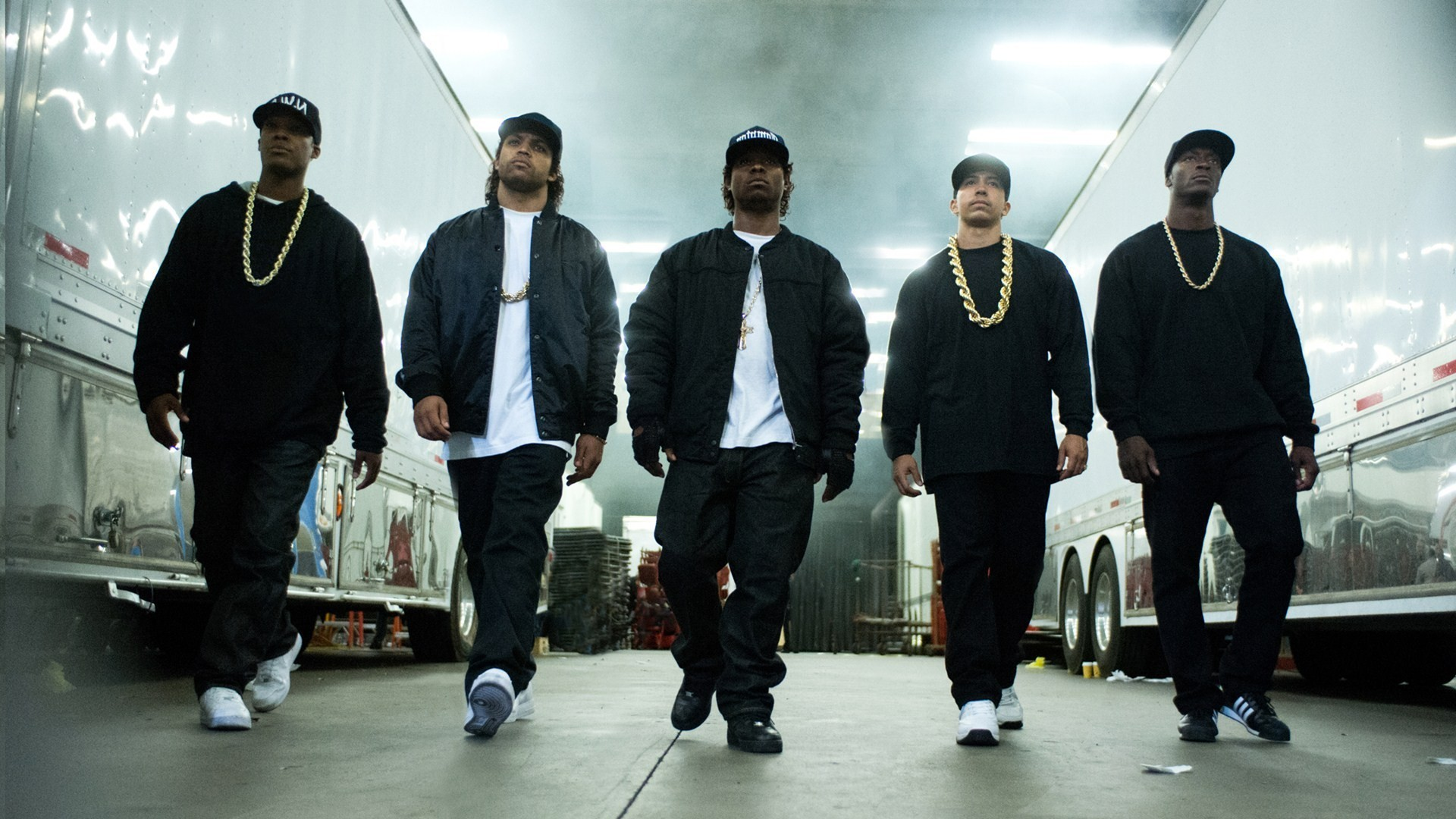 Res: 1920x1080, The N.W.A. biopic devolves into trash talk and diss tracks.