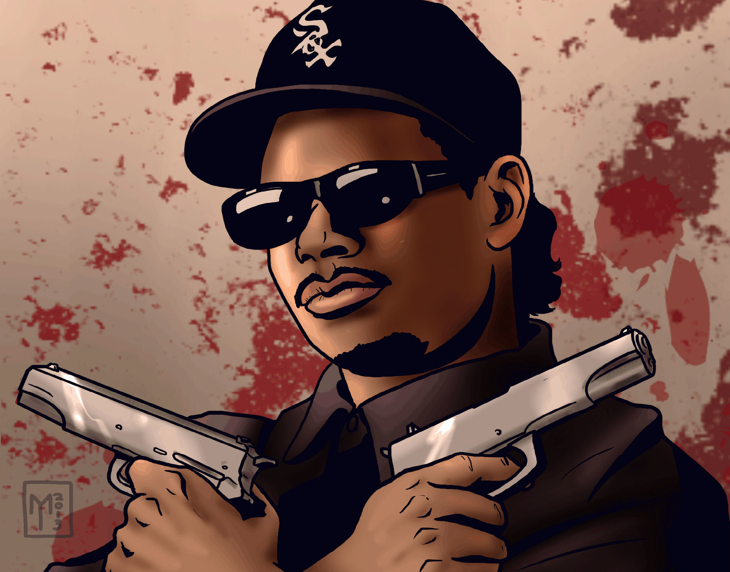 Res: 2550x2000, ... Widescreen Eazy E Wallpaper | G.sFDcY Wallpapers High Resolution ...