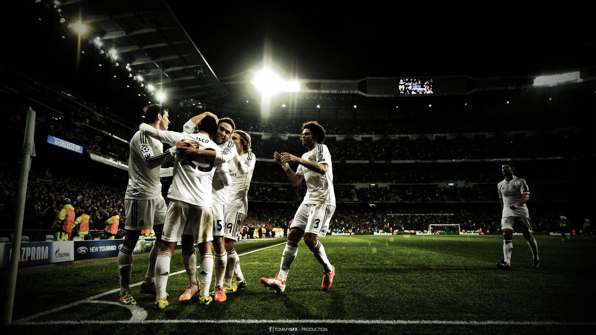Res: 1920x1080, Real Madrid CF Wallpapers Group (80+)