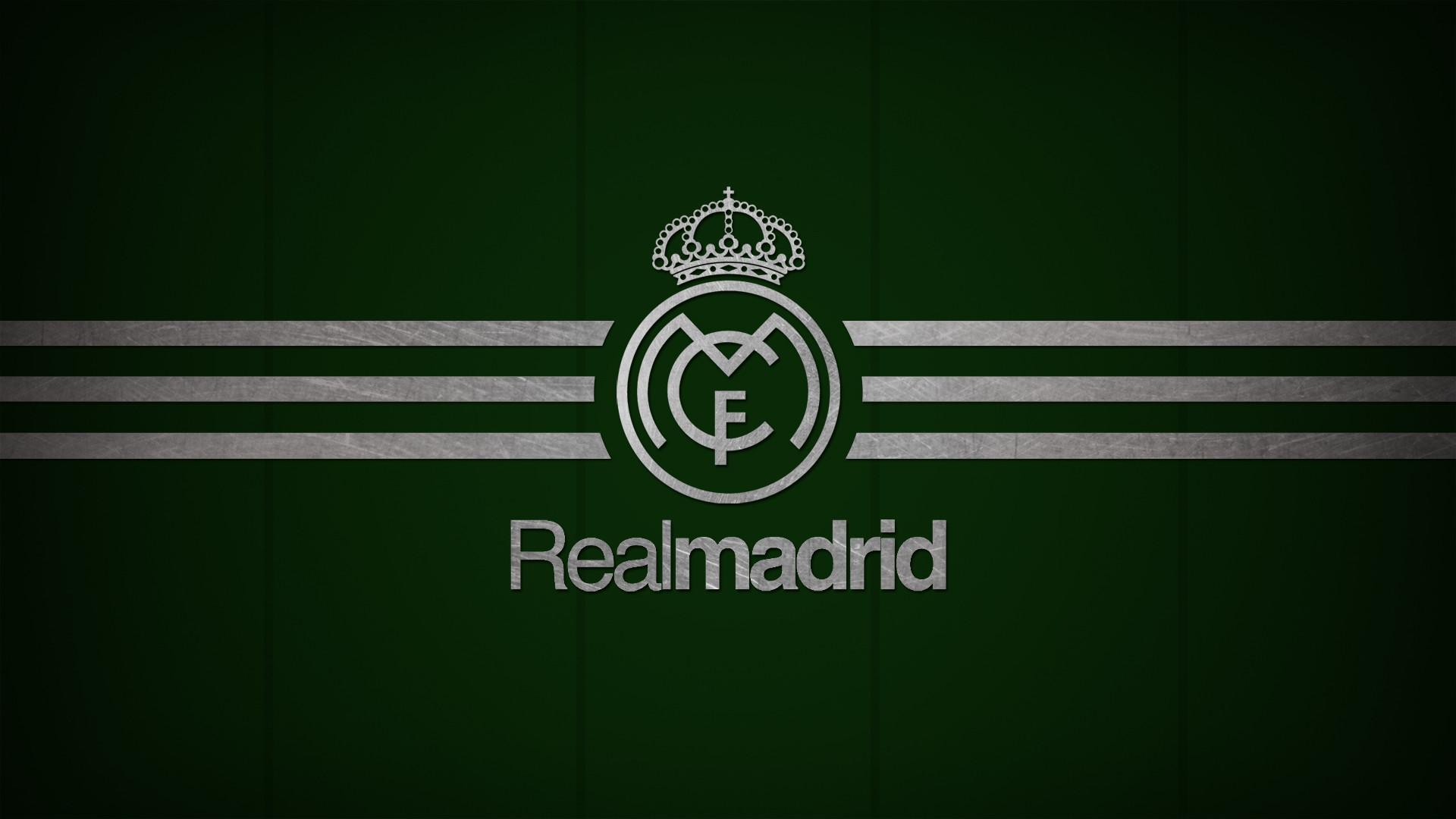 Res: 1920x1080, Real Madrid Logo