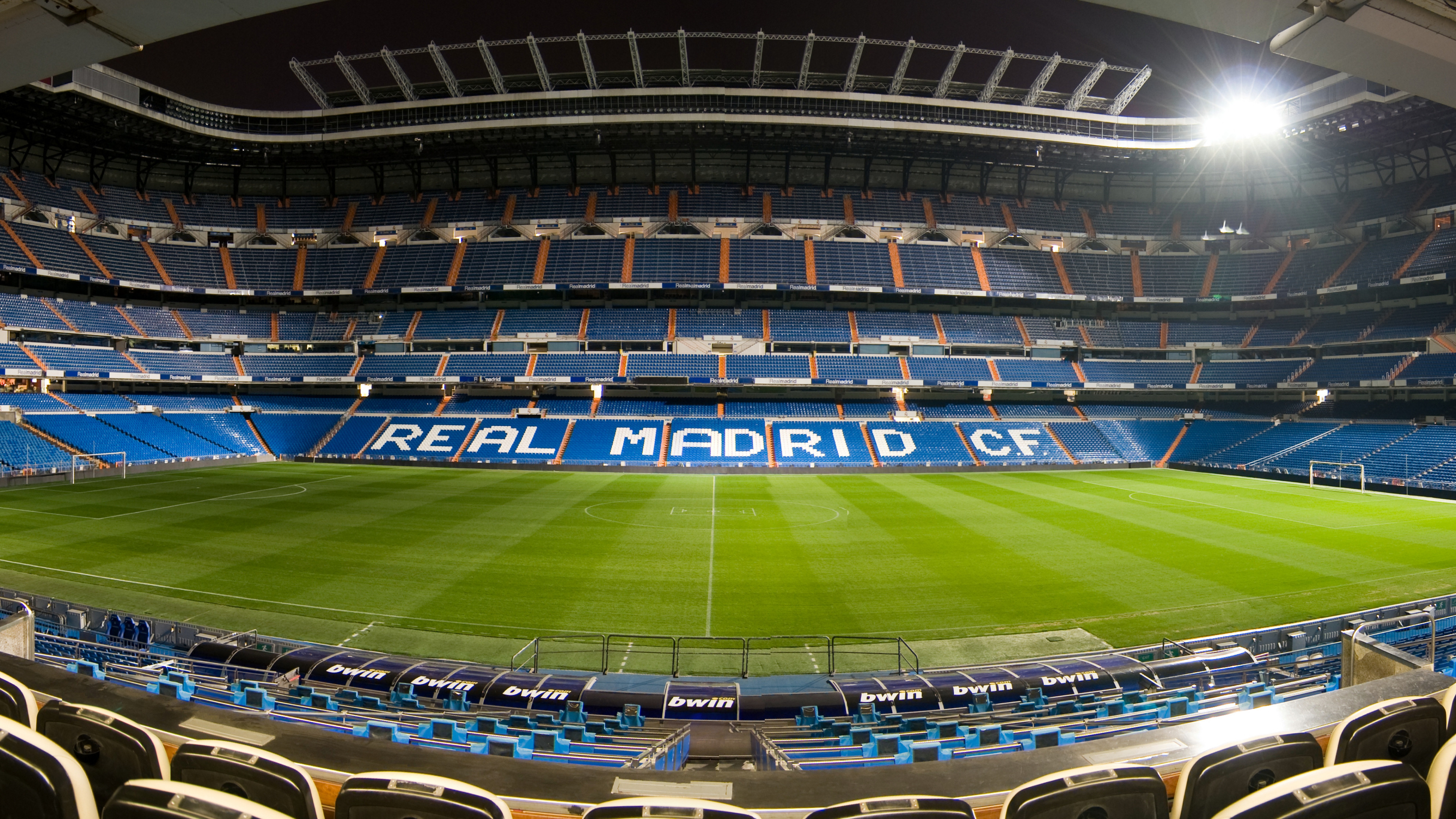 Res: 3840x2160, ... stadium-Real Madrid Wallpapers ...