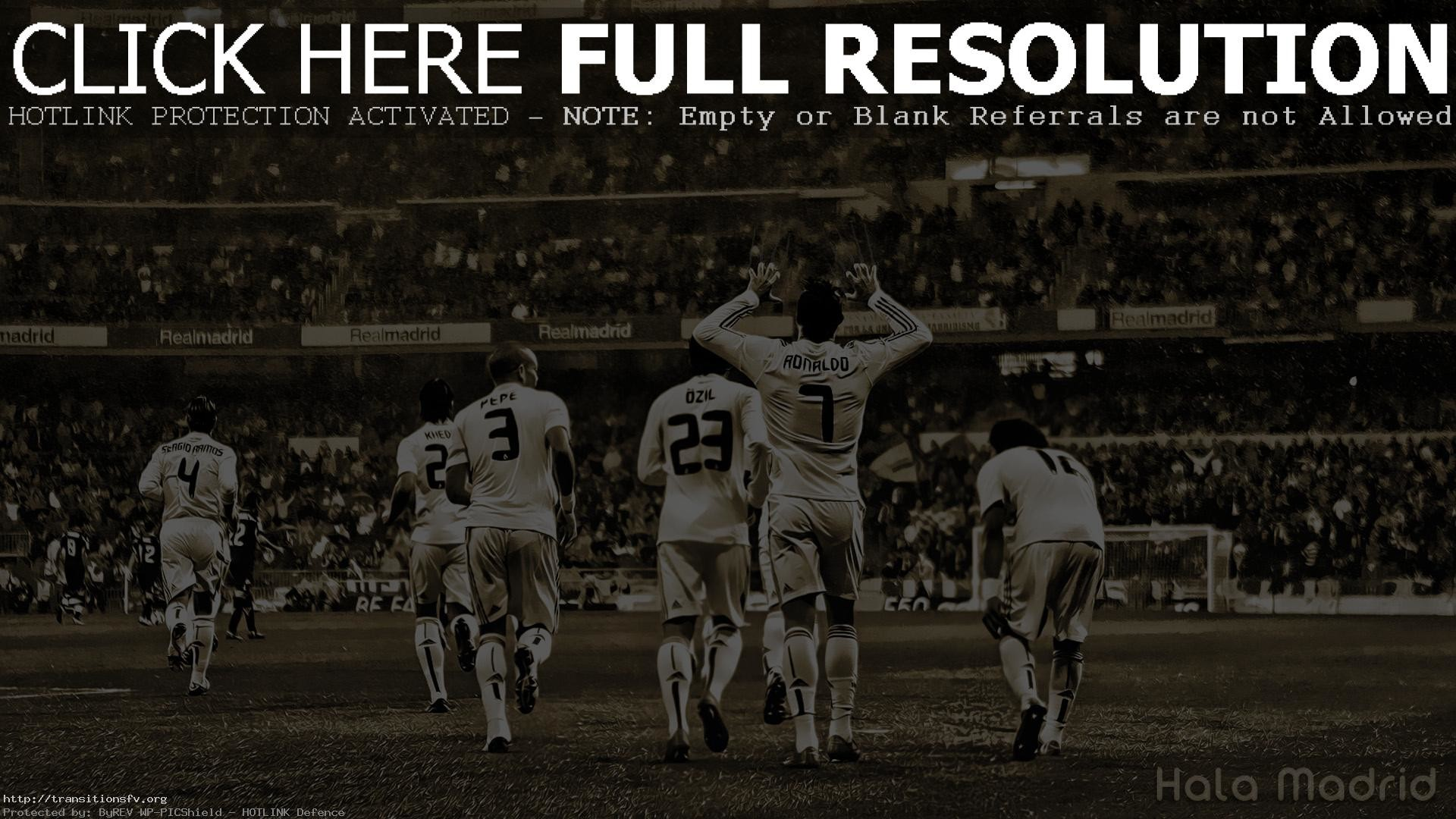 Res: 1920x1080, Hala Real Madrid Wallpaper Wiki In
