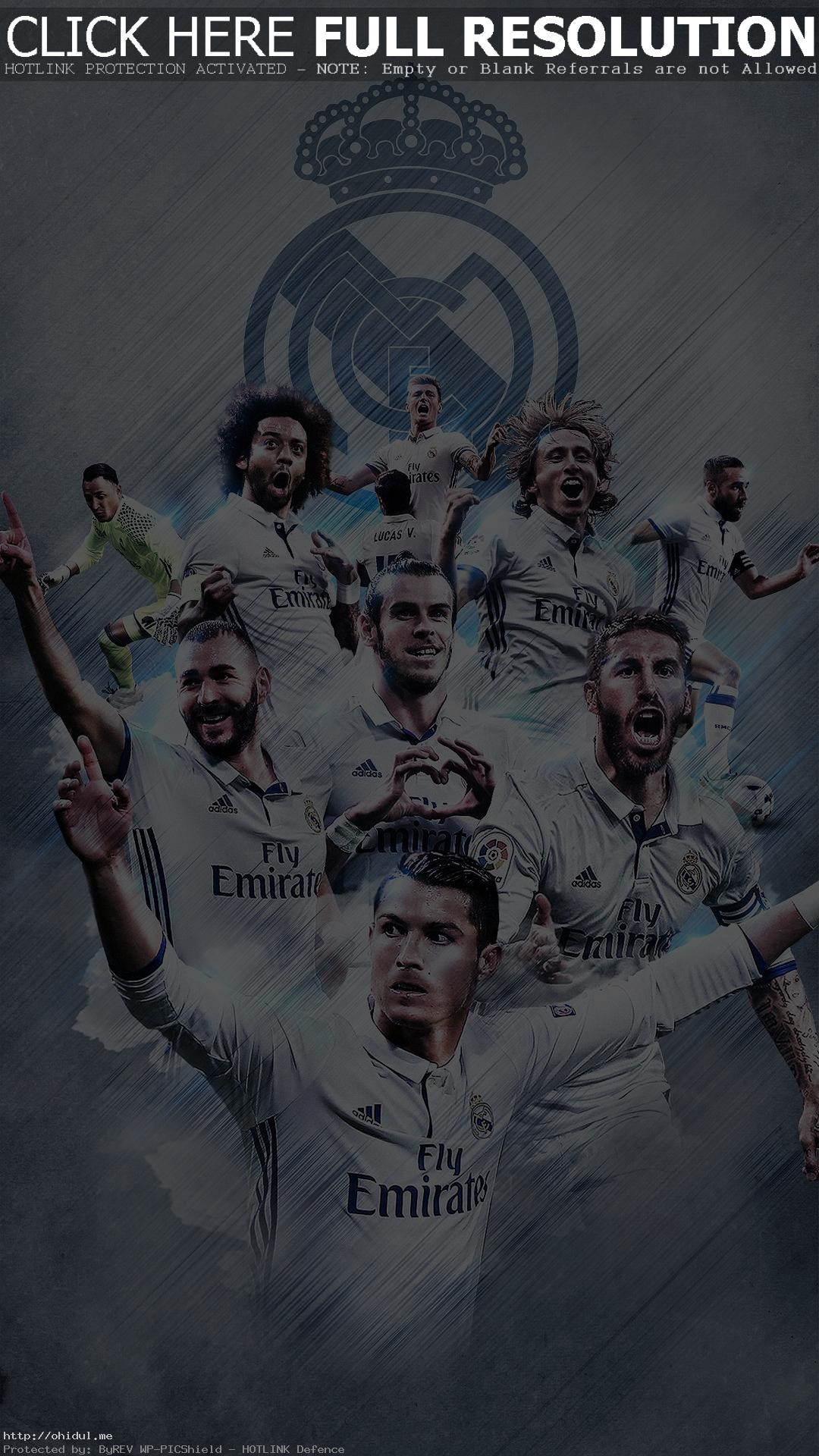 Res: 1080x1920, Real Madrid Wallpaper 2017 18 HD Picturesque