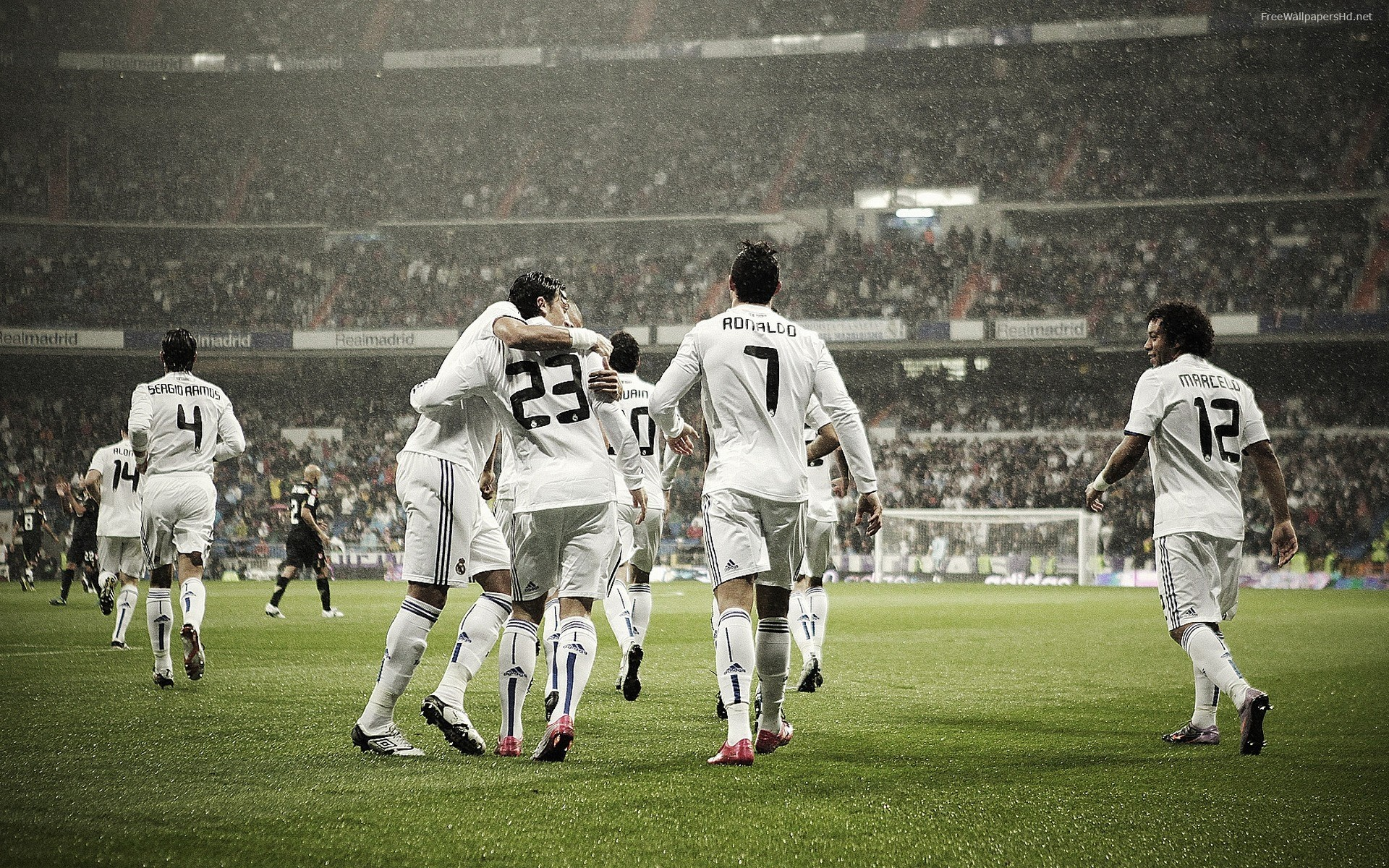 Res: 1920x1200, Real Madrid Wallpaper Android Smartphone