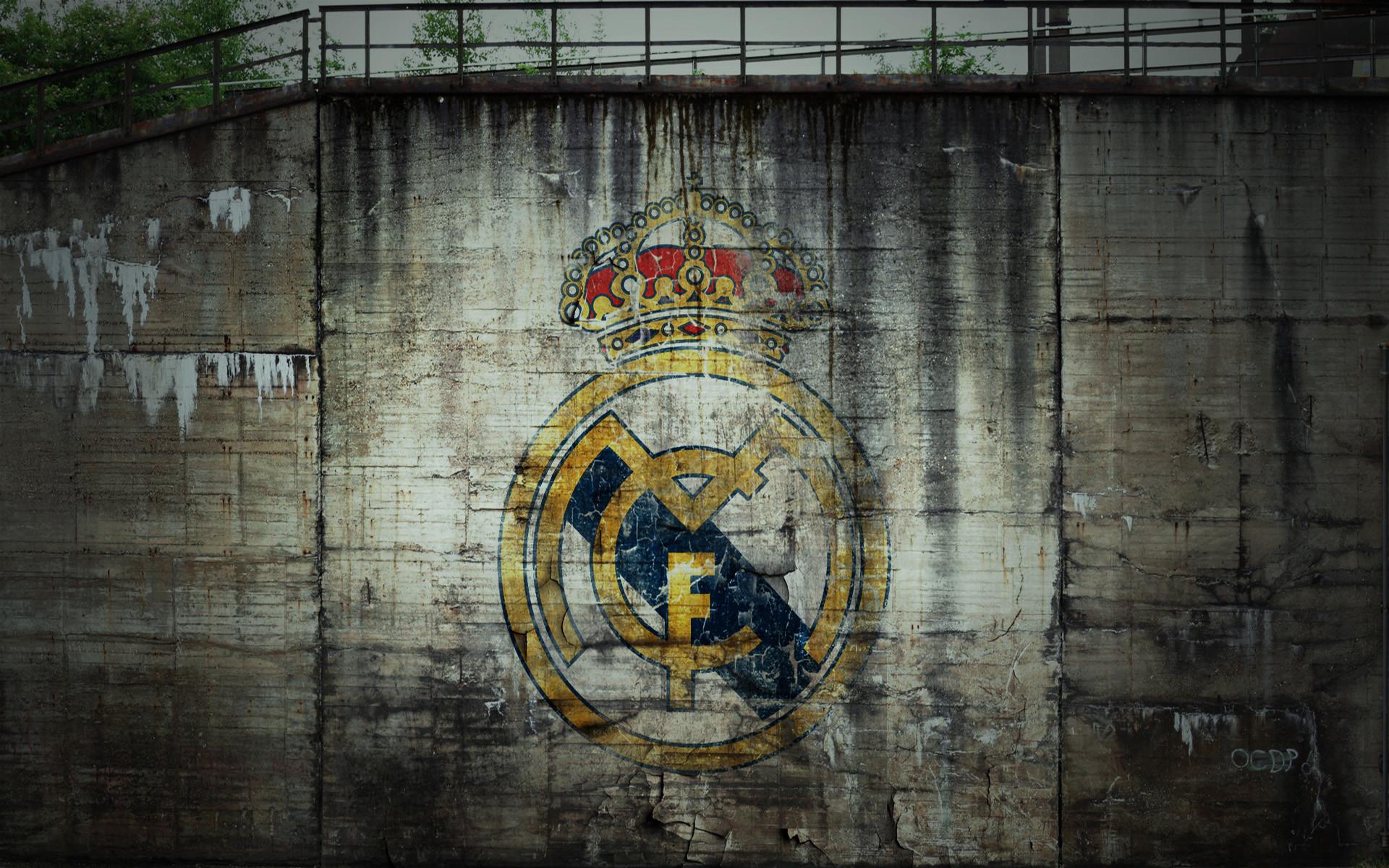 Res: 1920x1200, Real Madrid Graffitis Graffiti Real Madrid Wallpapers Hd #13444 Wallpaper |  Walldiskpaper