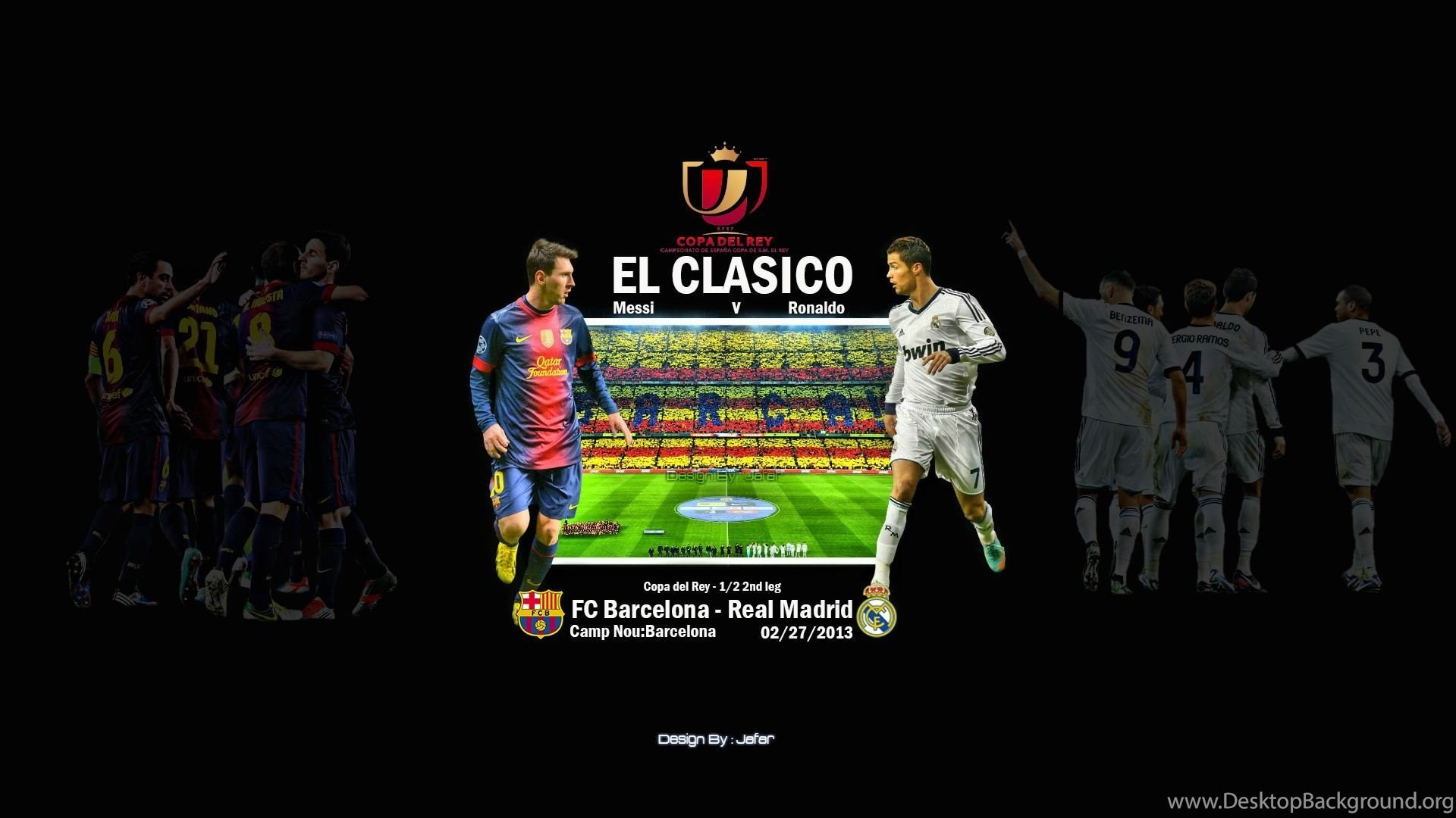 Res: 1920x1080, fc barcelona vs real madrid wallpapers #648654
