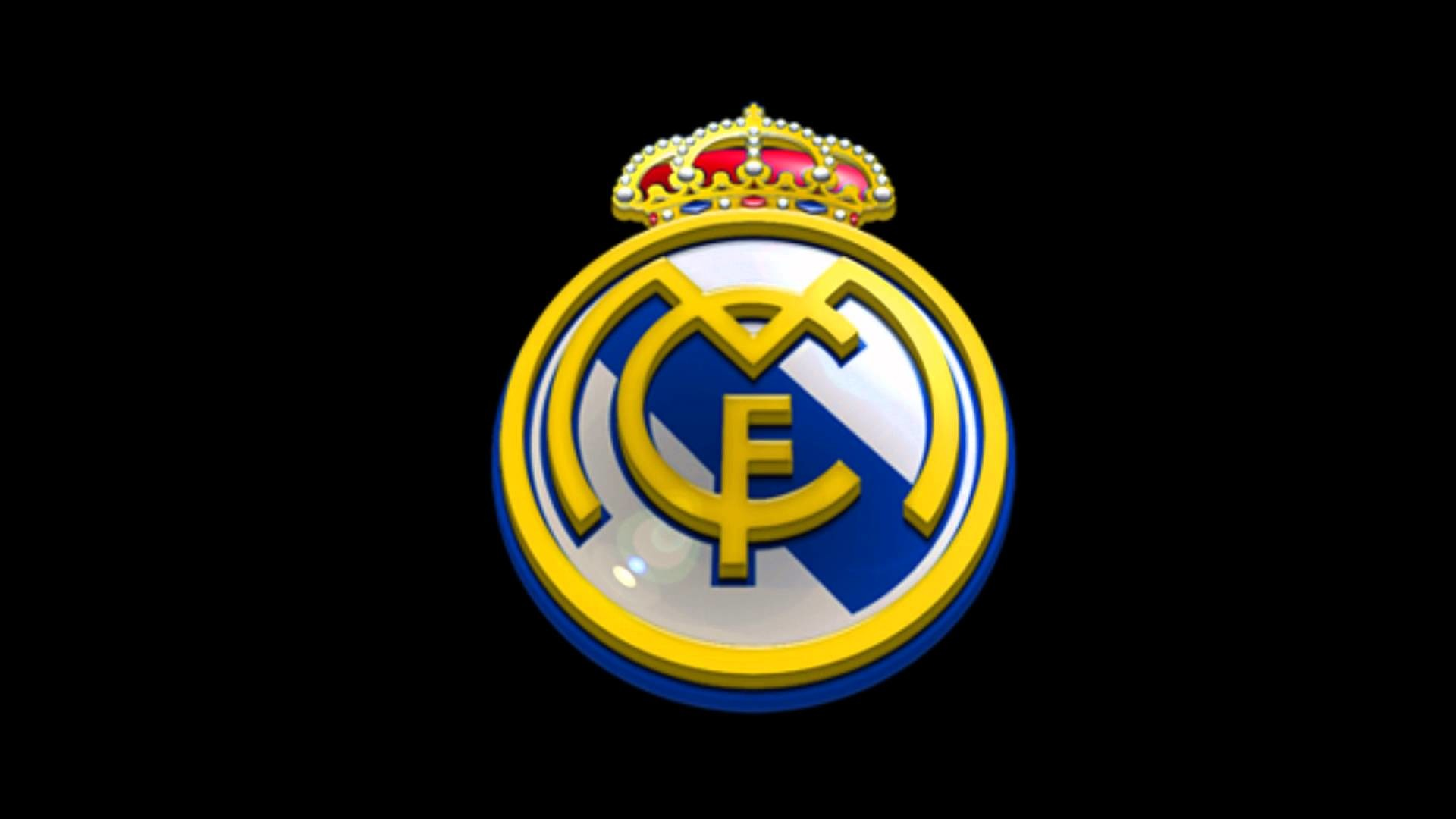 Res: 1920x1080, Logo Real Madrid Background 2.