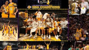 Lakers Championship wallpapers