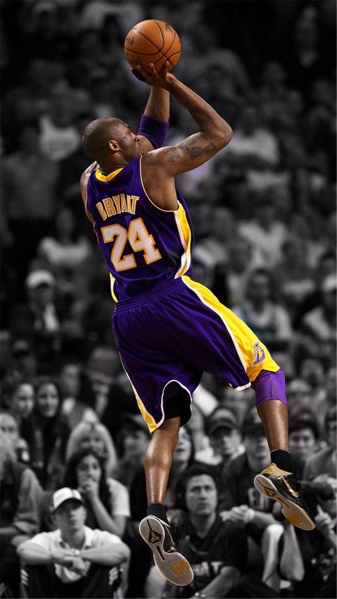 Res: 1080x1920, NBA Super Star Brant Kobe Show iPhone 6 wallpaper