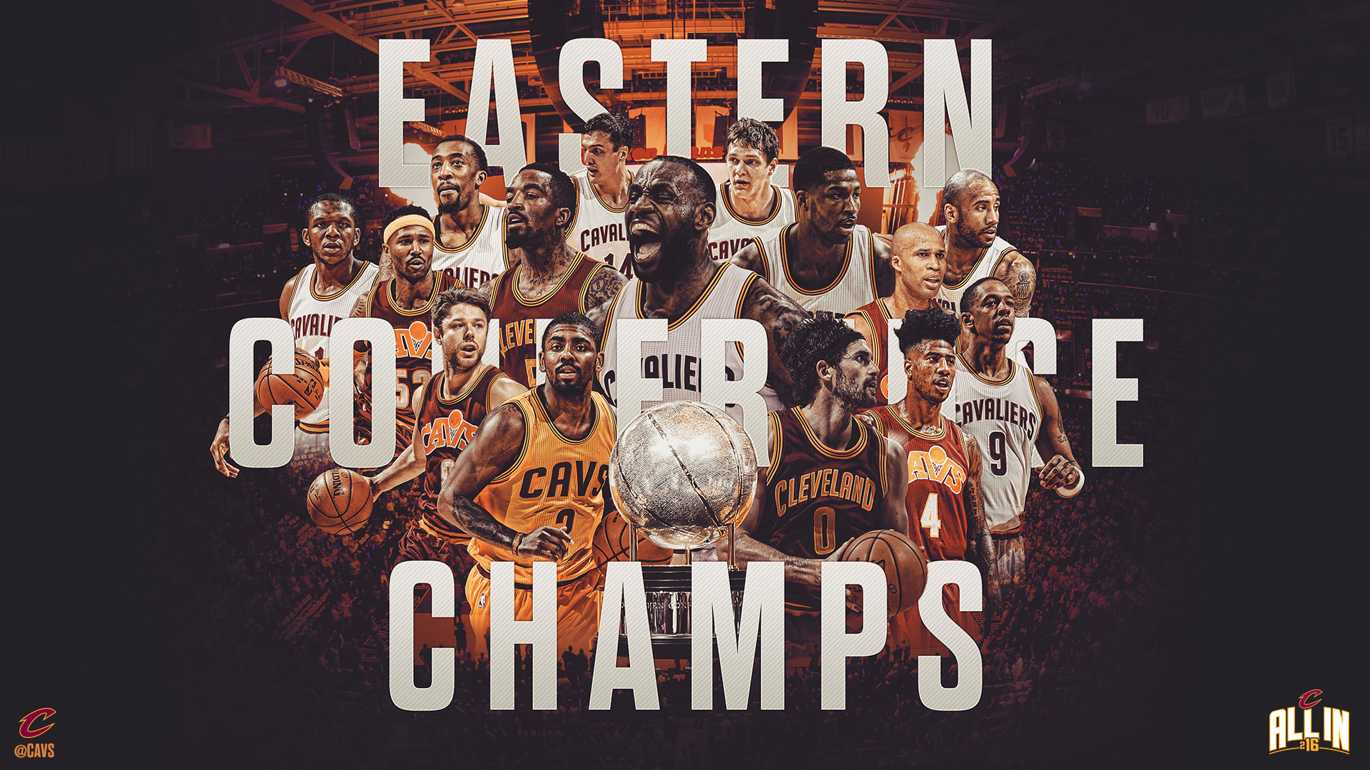 Res: 1920x1080, Sports - Cleveland Cavaliers Wallpaper