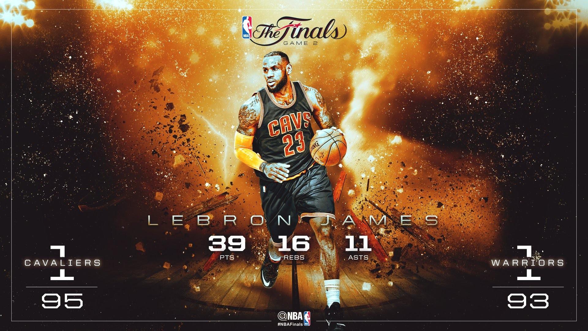 Res: 1920x1080, #NBA #NBAFinals 2015 NBA Finals: Game 2 Minimovie