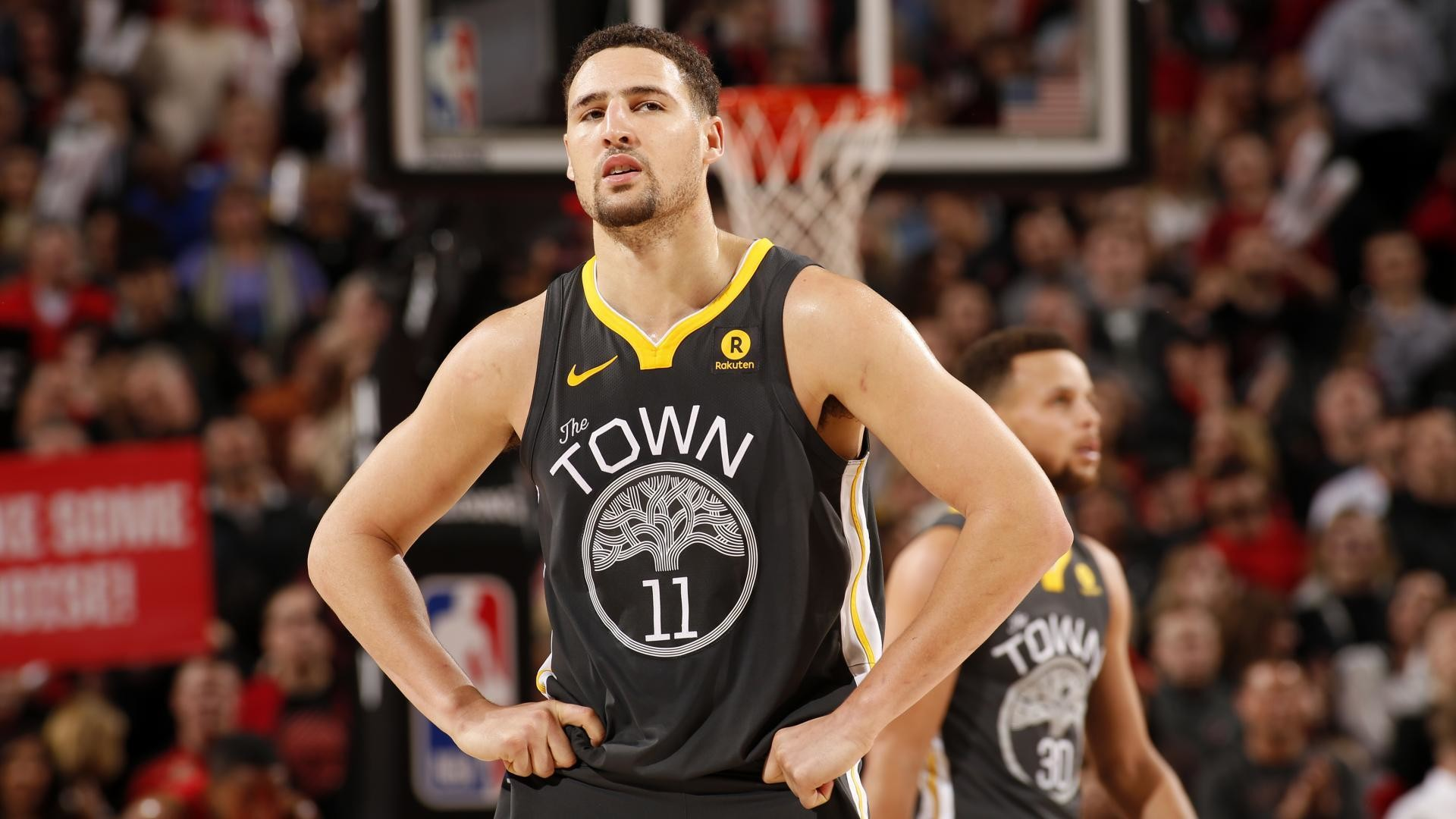 Res: 1920x1080, Golden State Warriors' Klay Thompson out with fractured right thumb