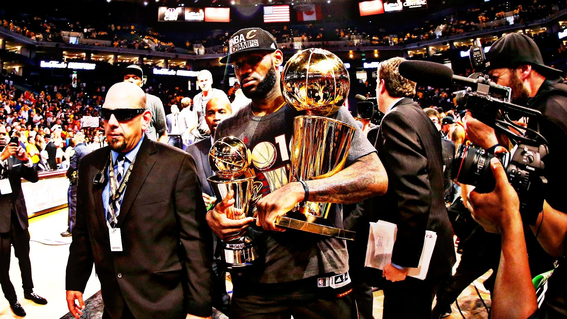Res: 1920x1080, LeBron James - CLEVELAND, THIS IS FOR YOU! á´´á´° (2016 NBA Champion Mix) -  YouTube