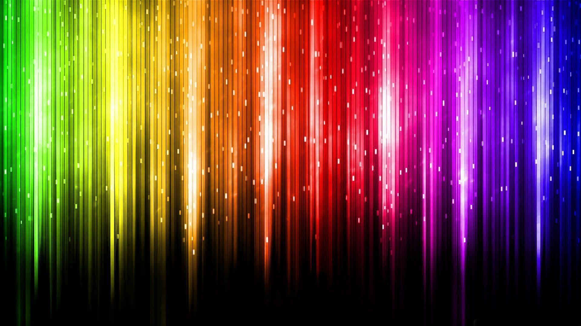 Res: 1920x1080, digital rainbow color creative hd wallpaper .