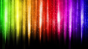 Rainbow Colored wallpapers