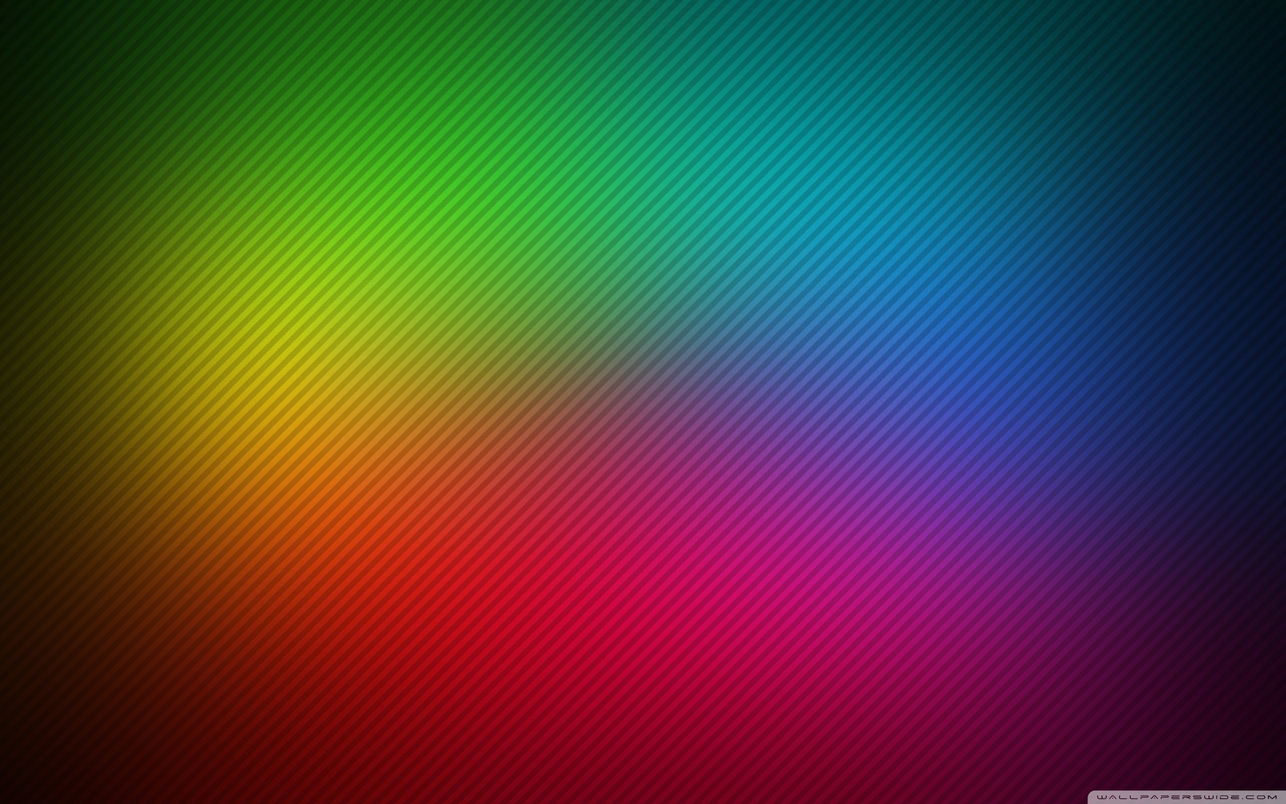 Res: 2560x1600, Rainbow Colors 3 Wallpaper  Colored