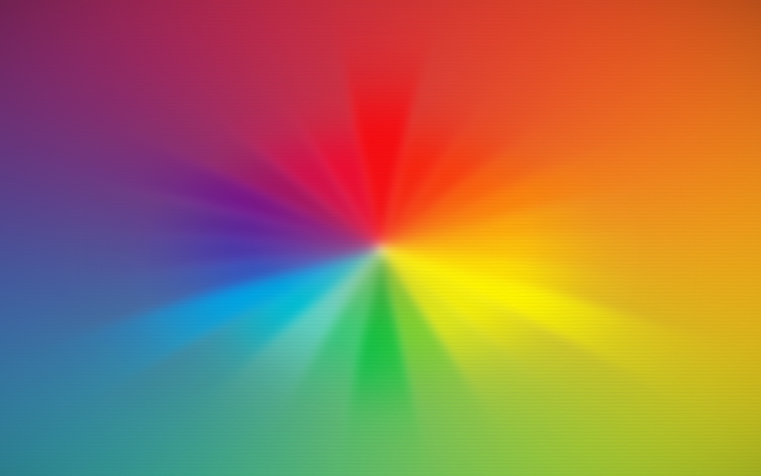 Res: 2560x1600, Rainbow Colored Wallpaper