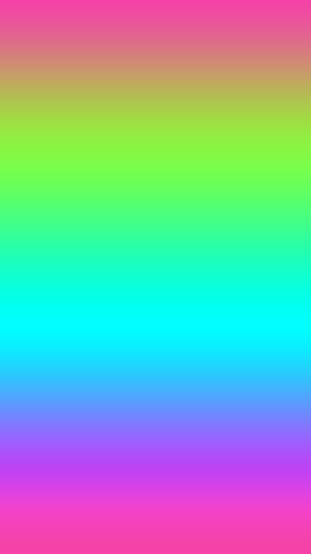 Res: 1242x2208, Gradient, ombre, pink, blue, purple, green, wallpaper, hd, iPhone, iPad,  android, Samsung