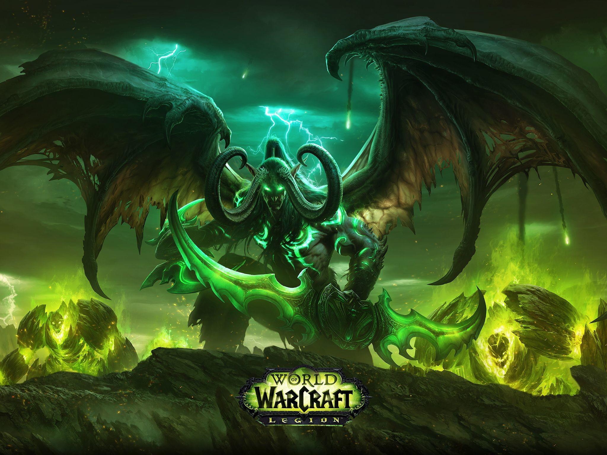 Res: 2048x1536, World of Warcraft - Legion