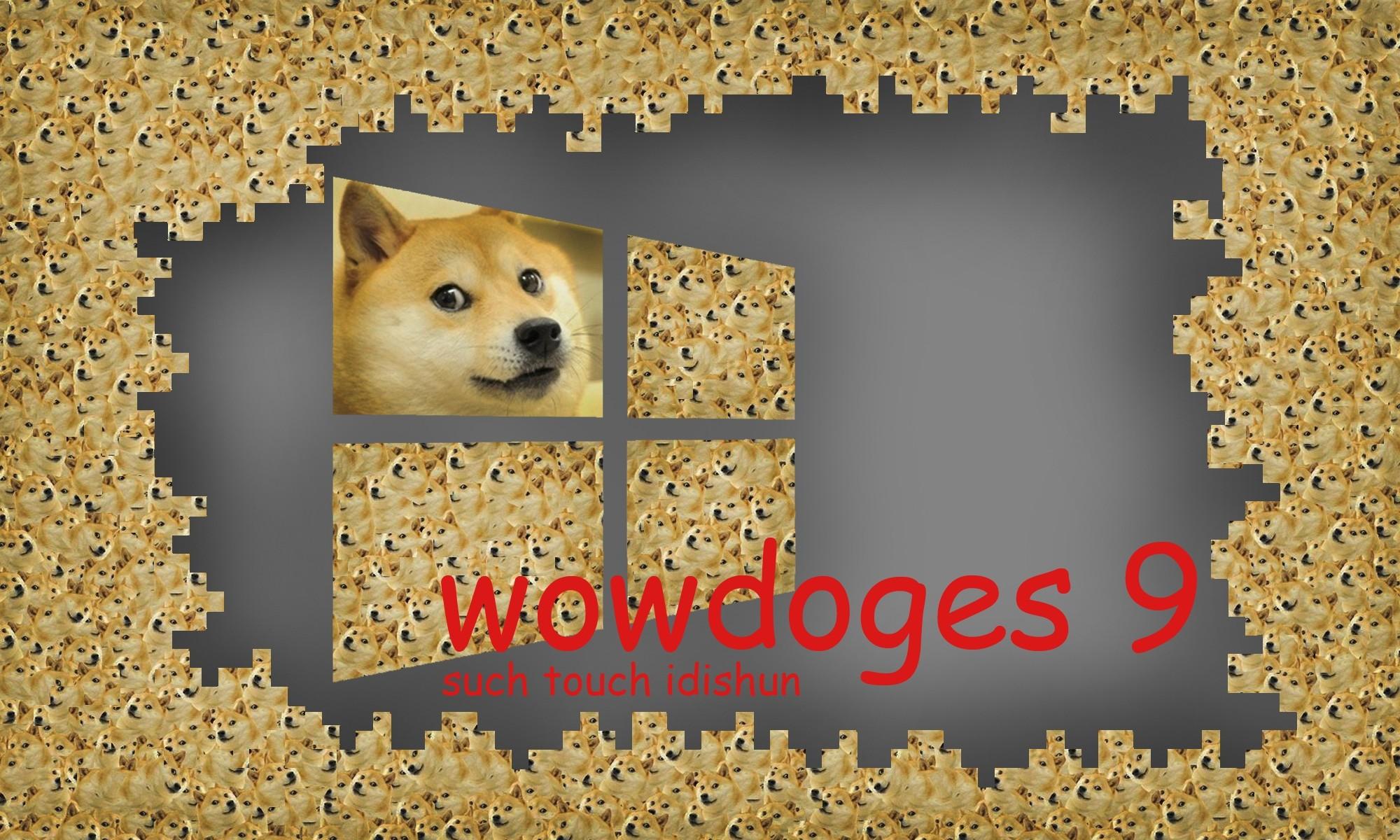 Res: 2000x1200, Doge Wallpapers Desktop