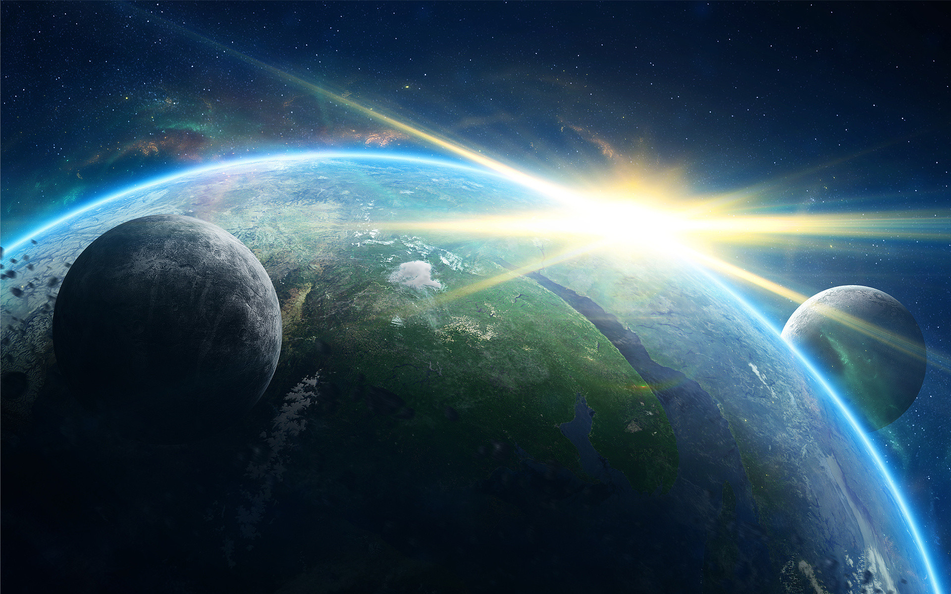 Res: 1920x1200, Earth From Space Wallpapers Group (93+)