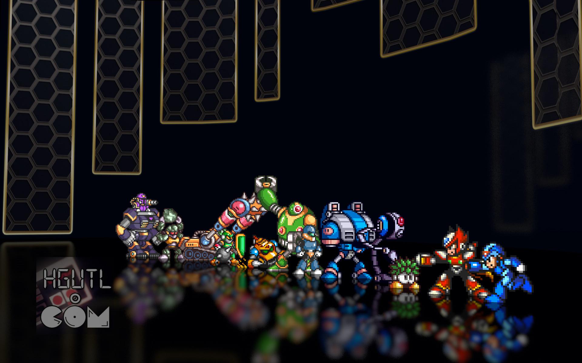 Res: 1920x1200, Megaman X