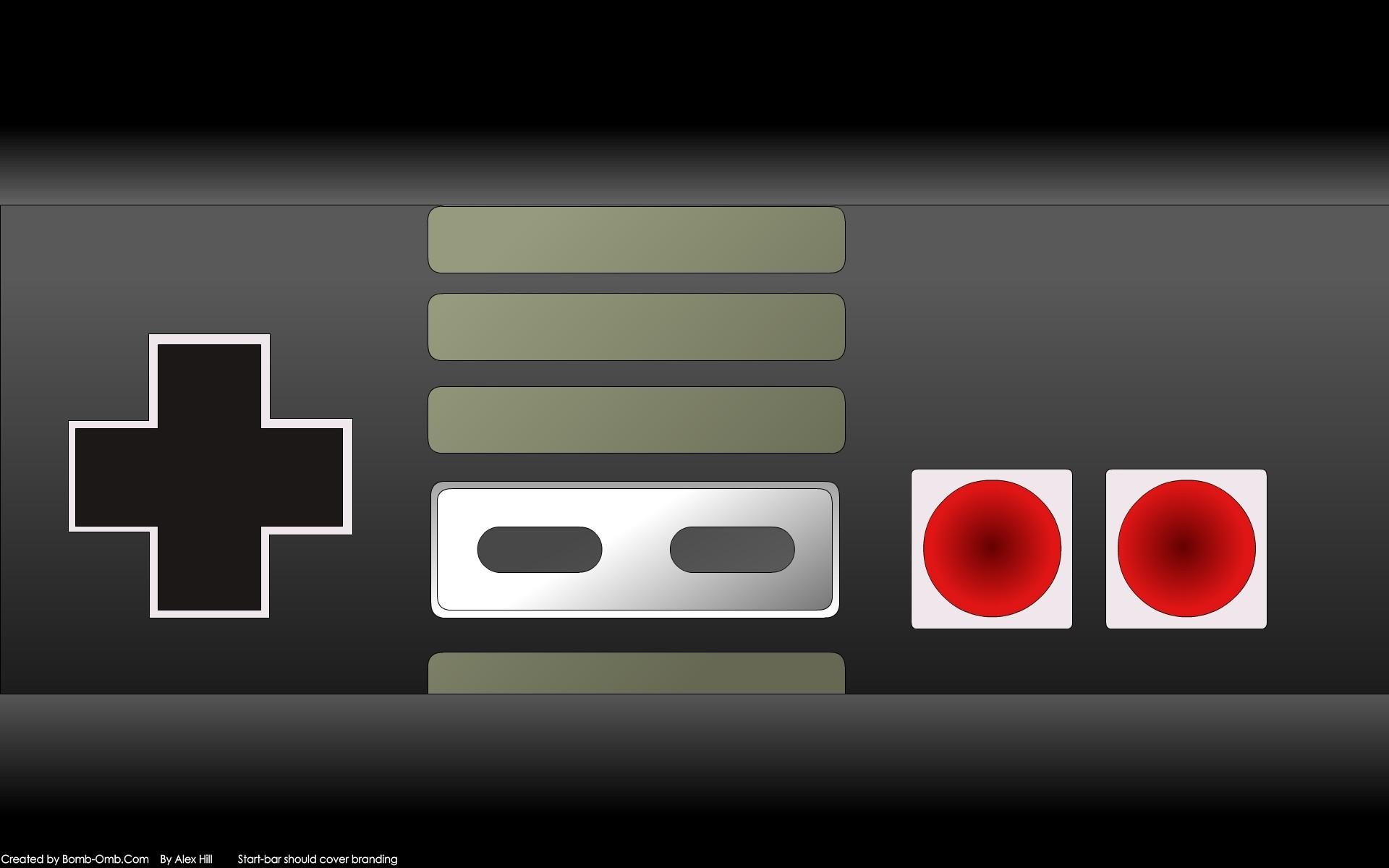 Res: 1920x1200, Nintendo Nes Wallpaper  Nintendo Nes Game Console