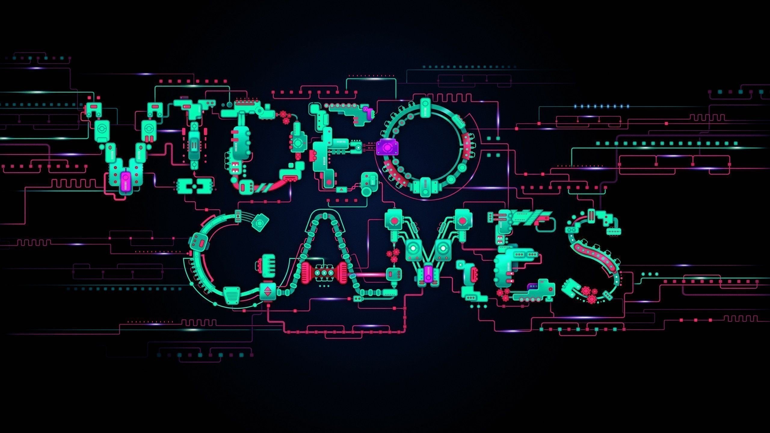 Res: 2560x1440, gamers video games wallpaper and background