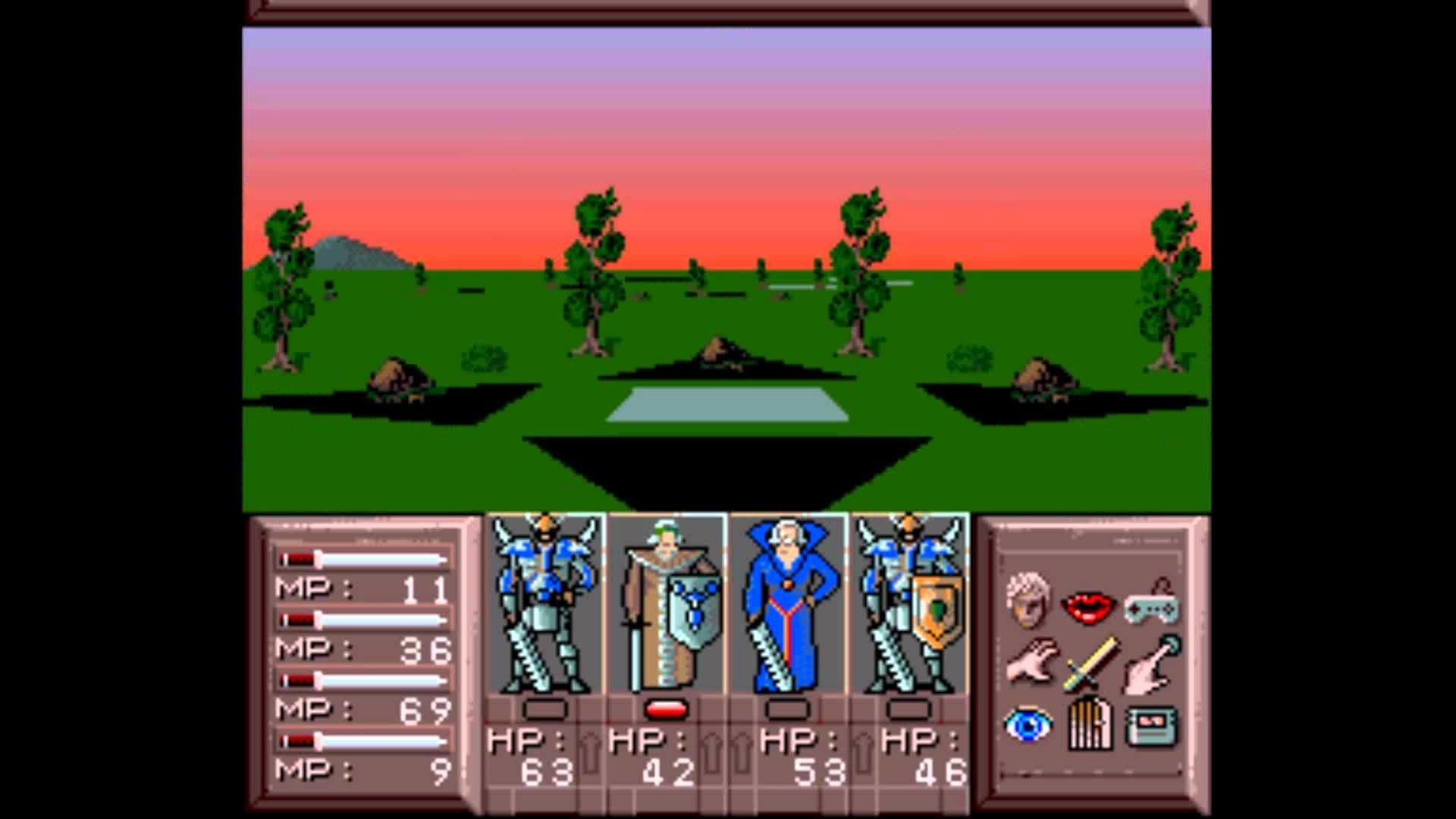 Res: 1920x1080, SNES Drakkhen (Complete Game on Speed)