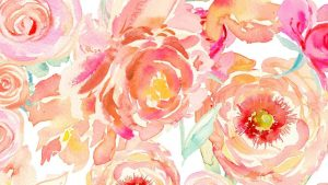 Watercolor Flowers wallpapers
