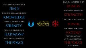 Jedi Code wallpapers