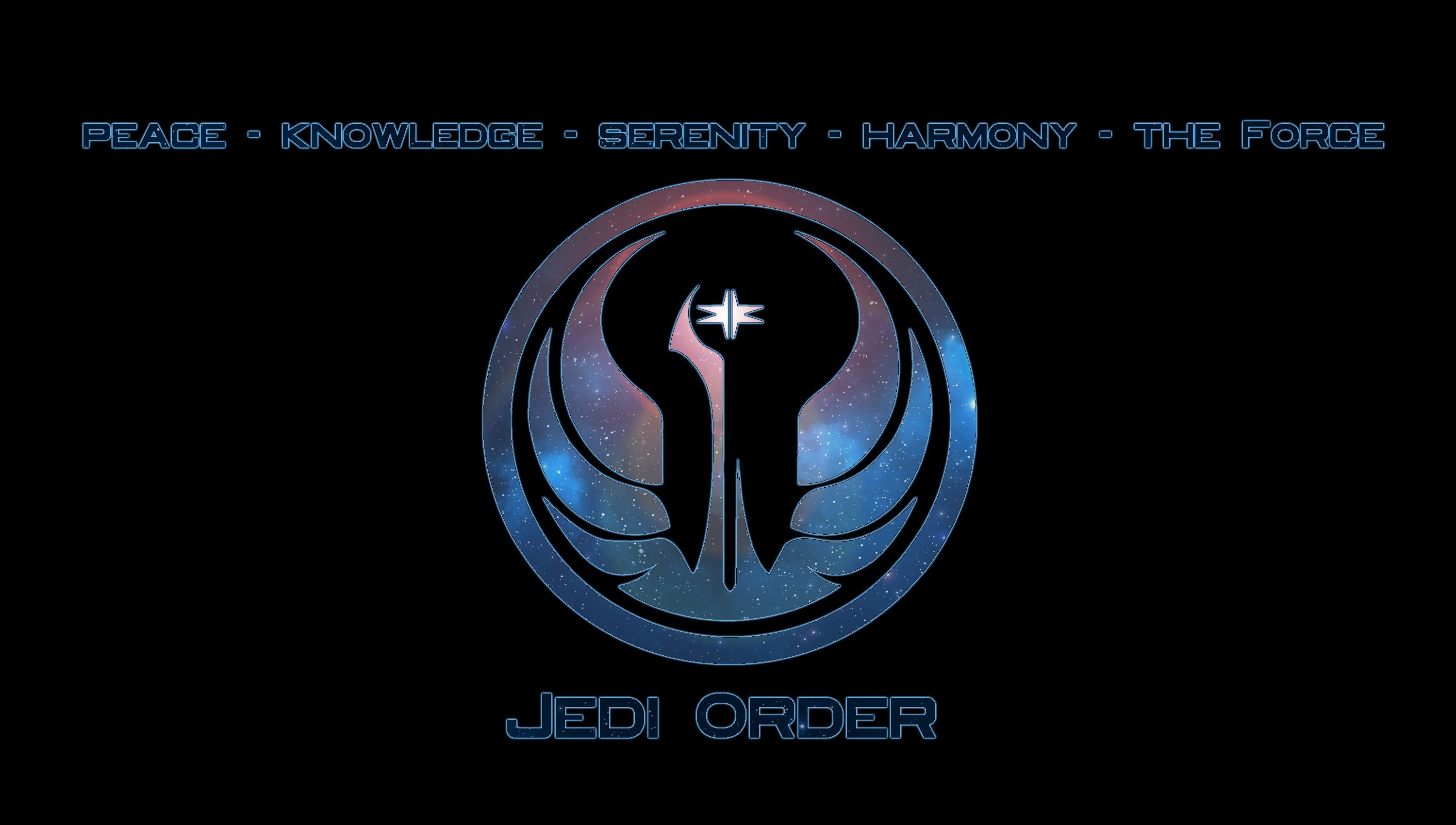 Res: 3000x1700, Movies Wallpaper. Download the following Jedi Code ...