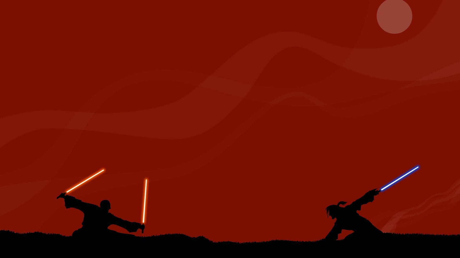 Res: 1920x1080, Jedi VS Sith Wallpaper wallpaper - 964251