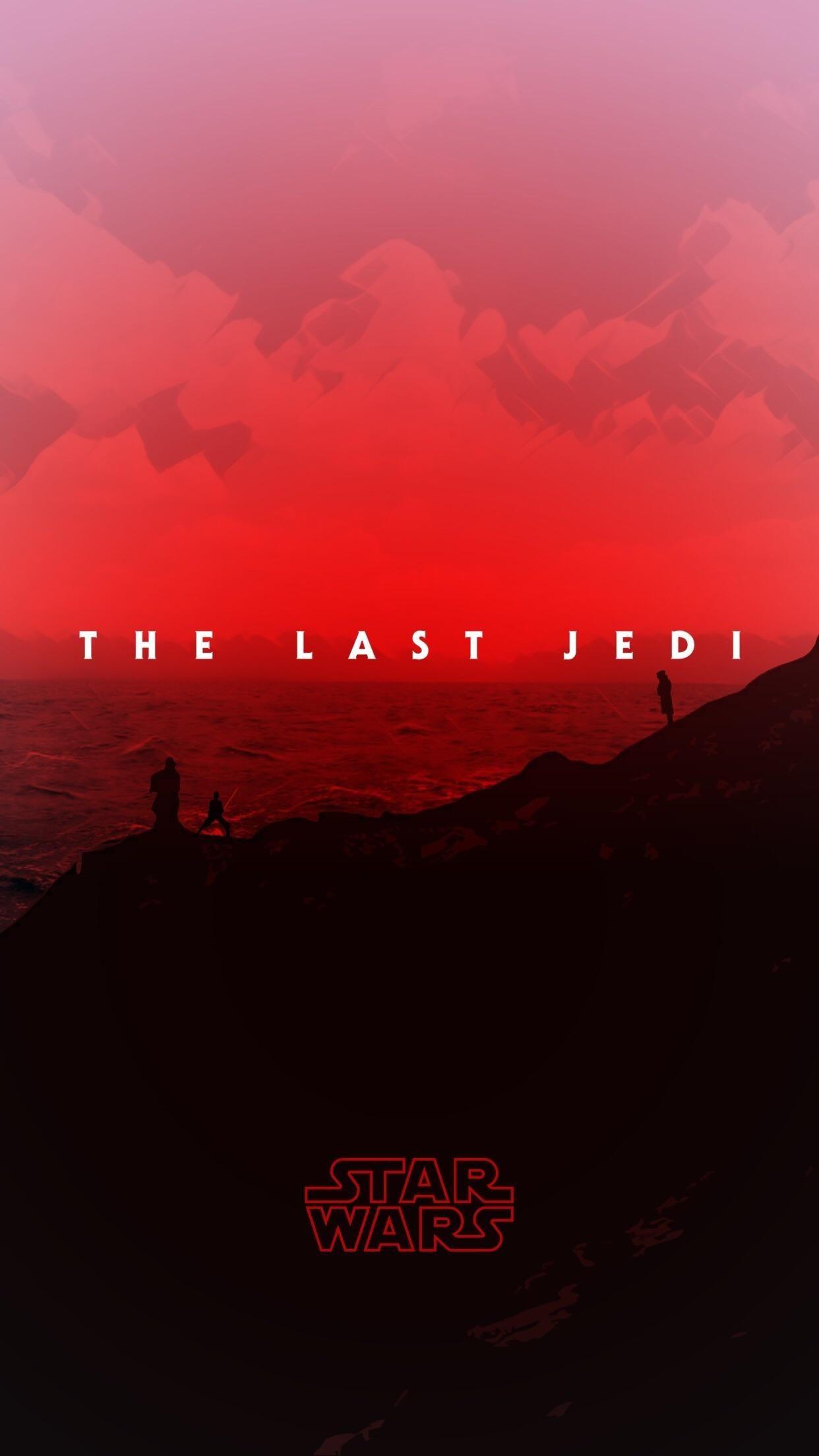 Res: 1242x2208, Star Wars: The Last Jedi (2017) HD Wallpaper From Gallsource.com