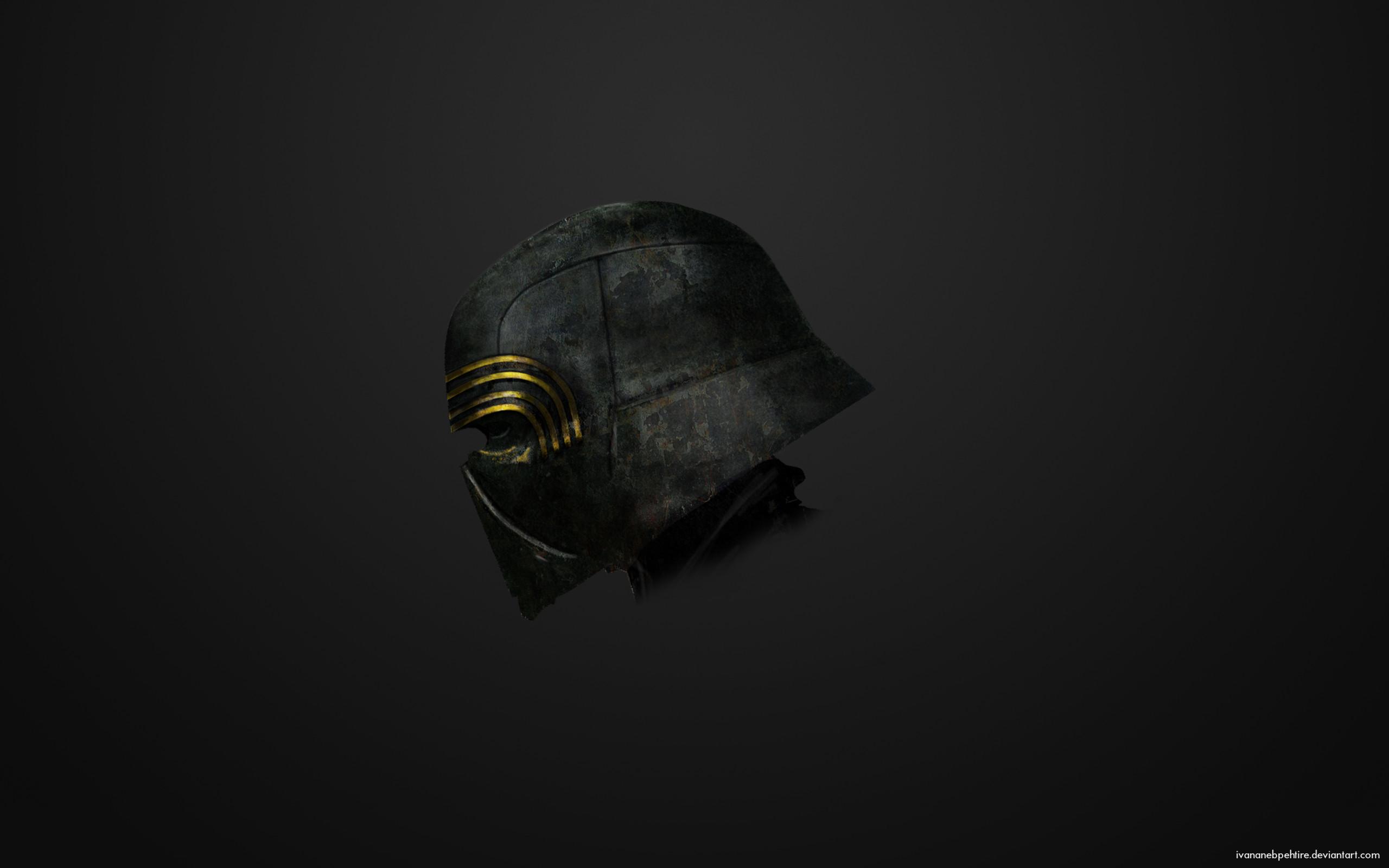 Res: 2560x1600, IvanaNebpehtire Kylo Ren Star Wars tilted  by IvanaNebpehtire
