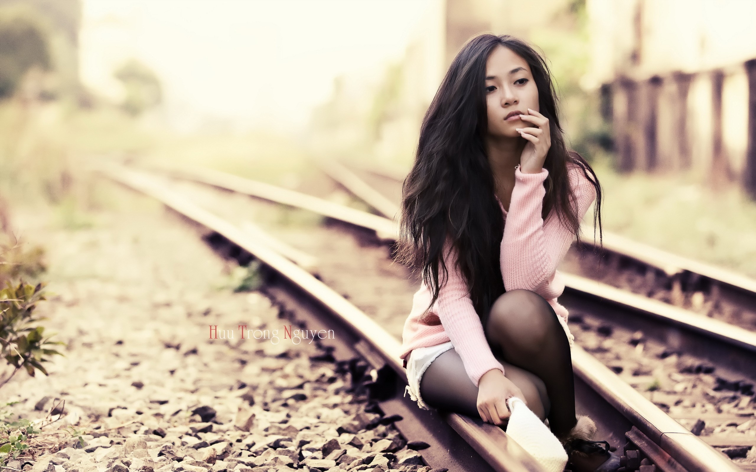Res: 2560x1600, PC  Cute Asian Girls Background, ModaFinilsale.com