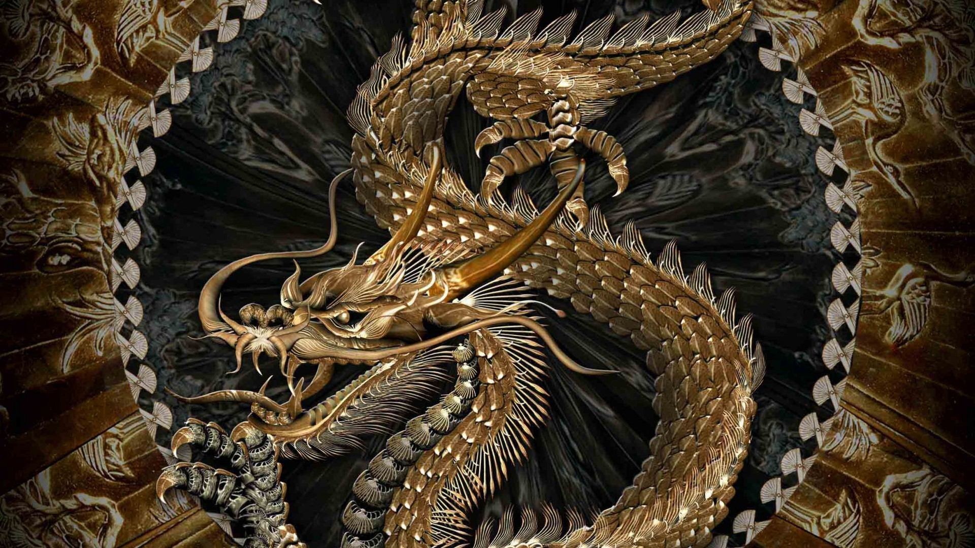 Res: 1920x1080, Chinese Dragon wallpaper 214880