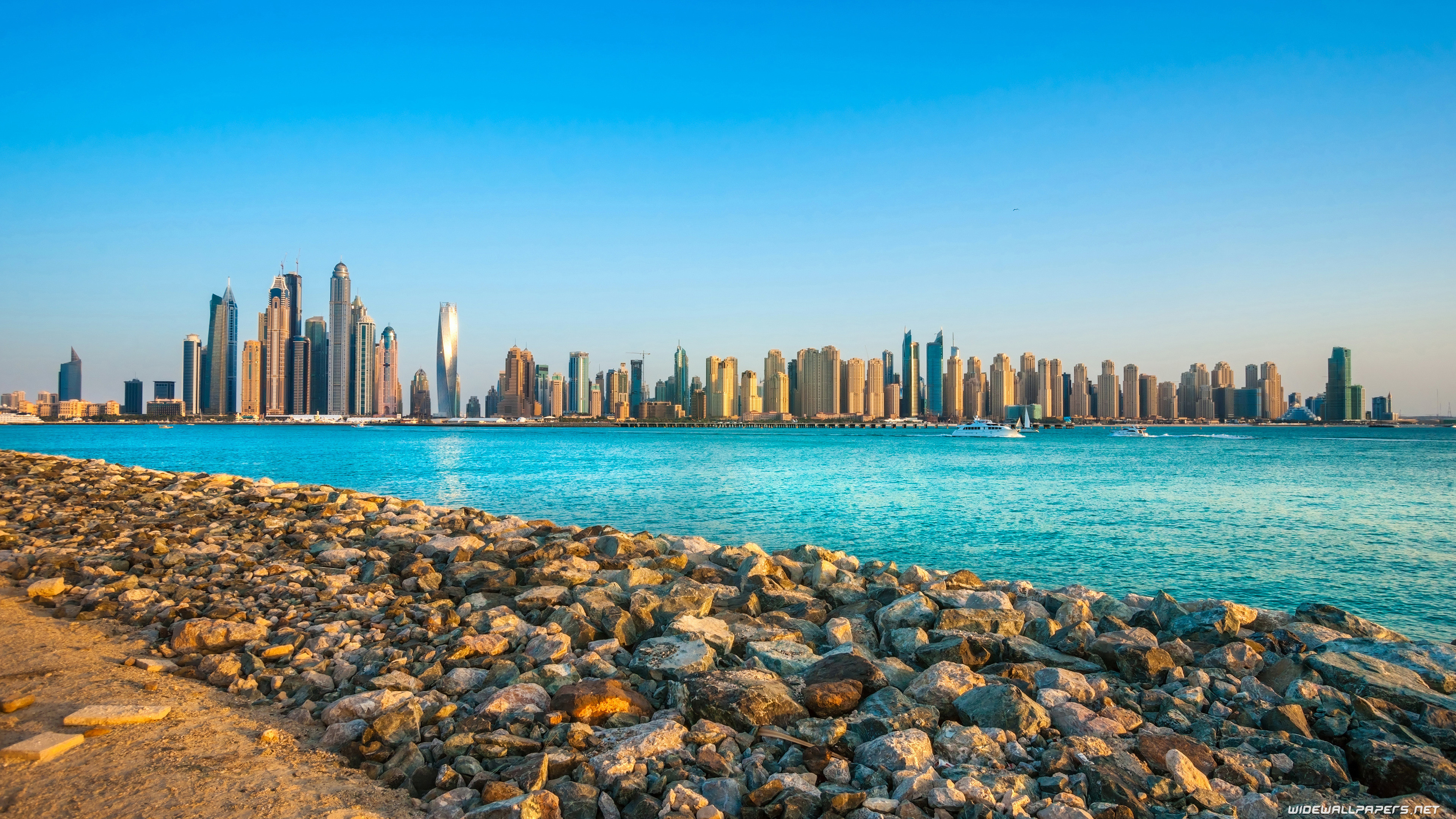 Res: 3840x2160, Dubai wallpapers 4K Ultra HD