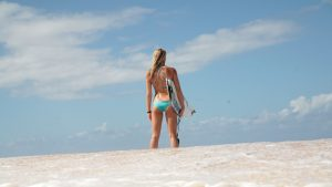 Surfer Girl wallpapers