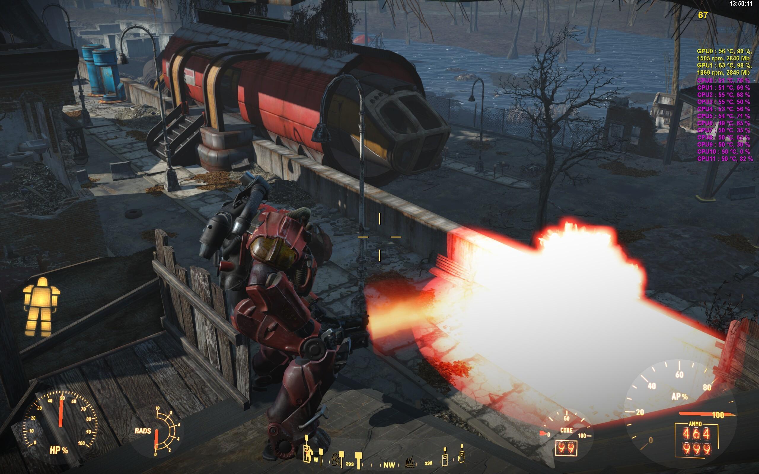 Res: 2560x1600, Liberty Prime Assault Gatling Laser